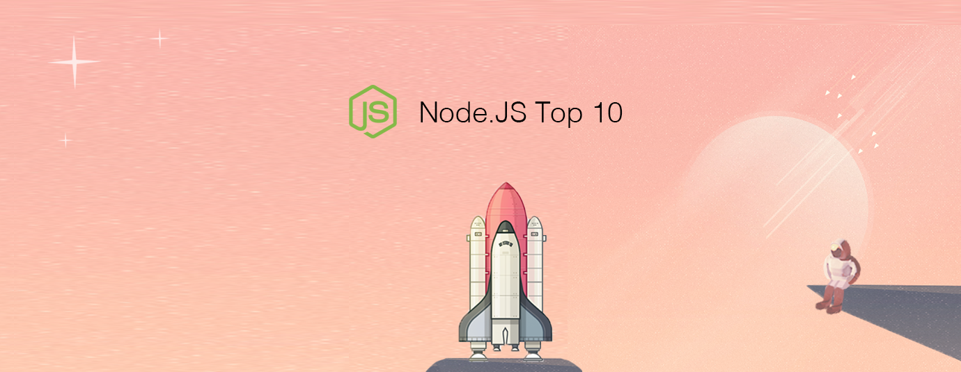 Node.JS Top 10 Articles For the Past Month (v.Sep 2017)