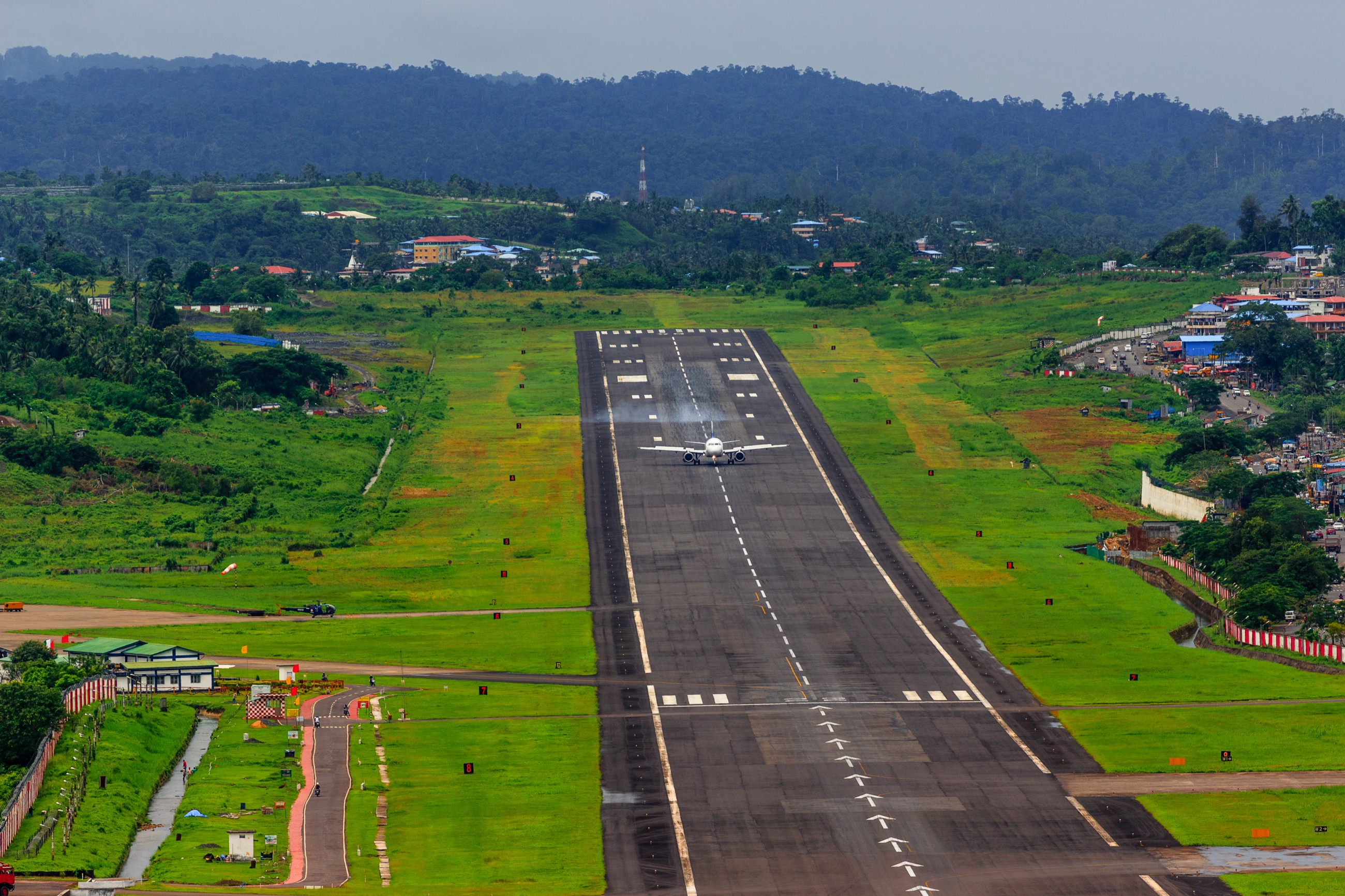 These Are The 10 Most Dangerous Airports in the World