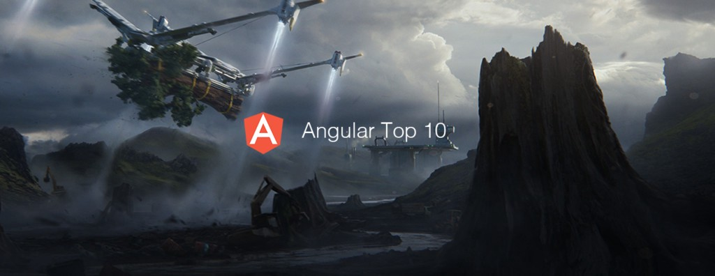 Angular Top 10 Articles for the Past Month (v.Nov 2018)