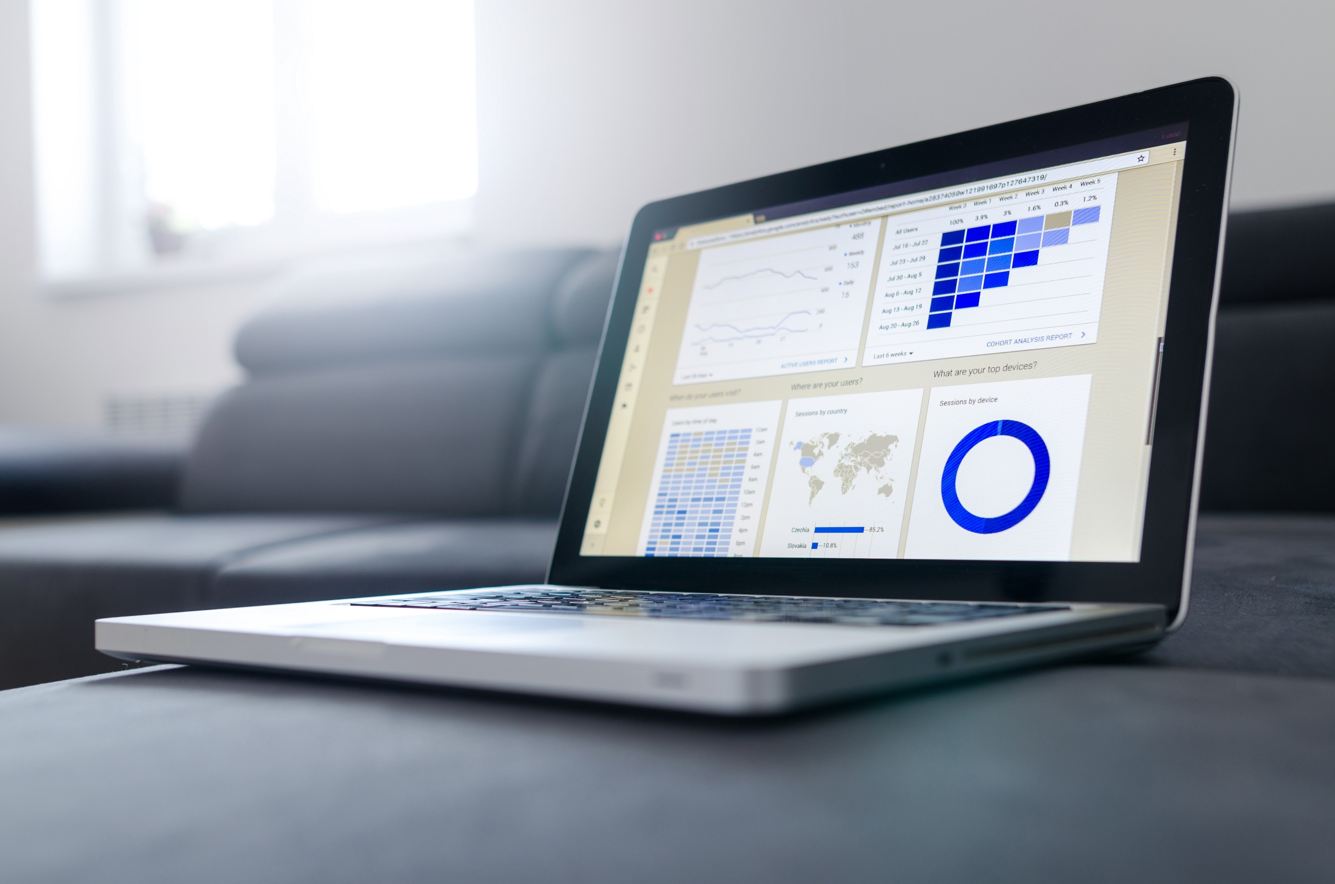 How to Use Data Studio to Research and Visualize Your Stats