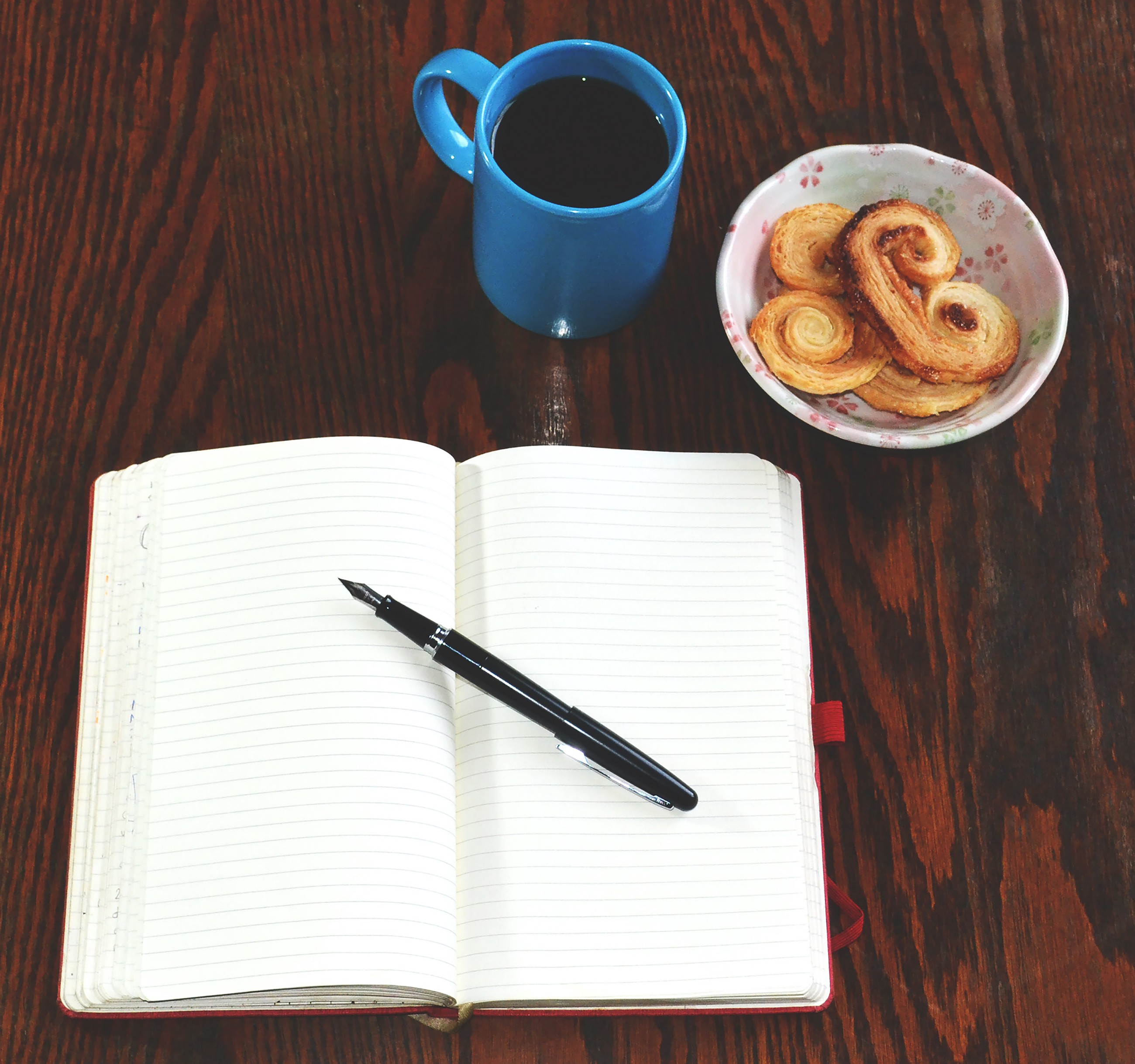 Celebrate Your Writing by Putting It First
