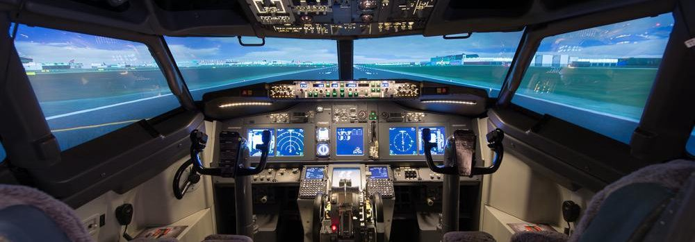 Simulators Aren't Just For Pilots Anymore – Course Studies