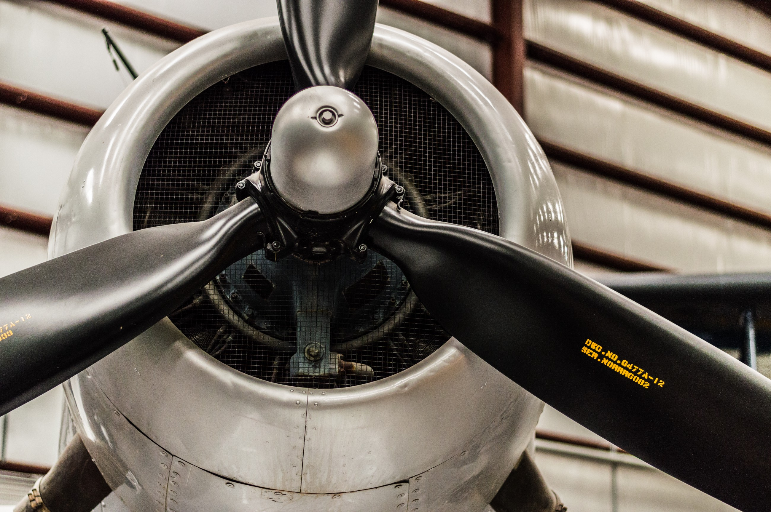 Working of a propeller