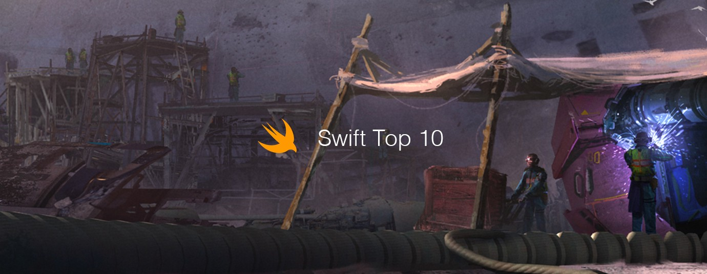 Swift Top 10 Articles for the Past Month (v.Dec 2018)
