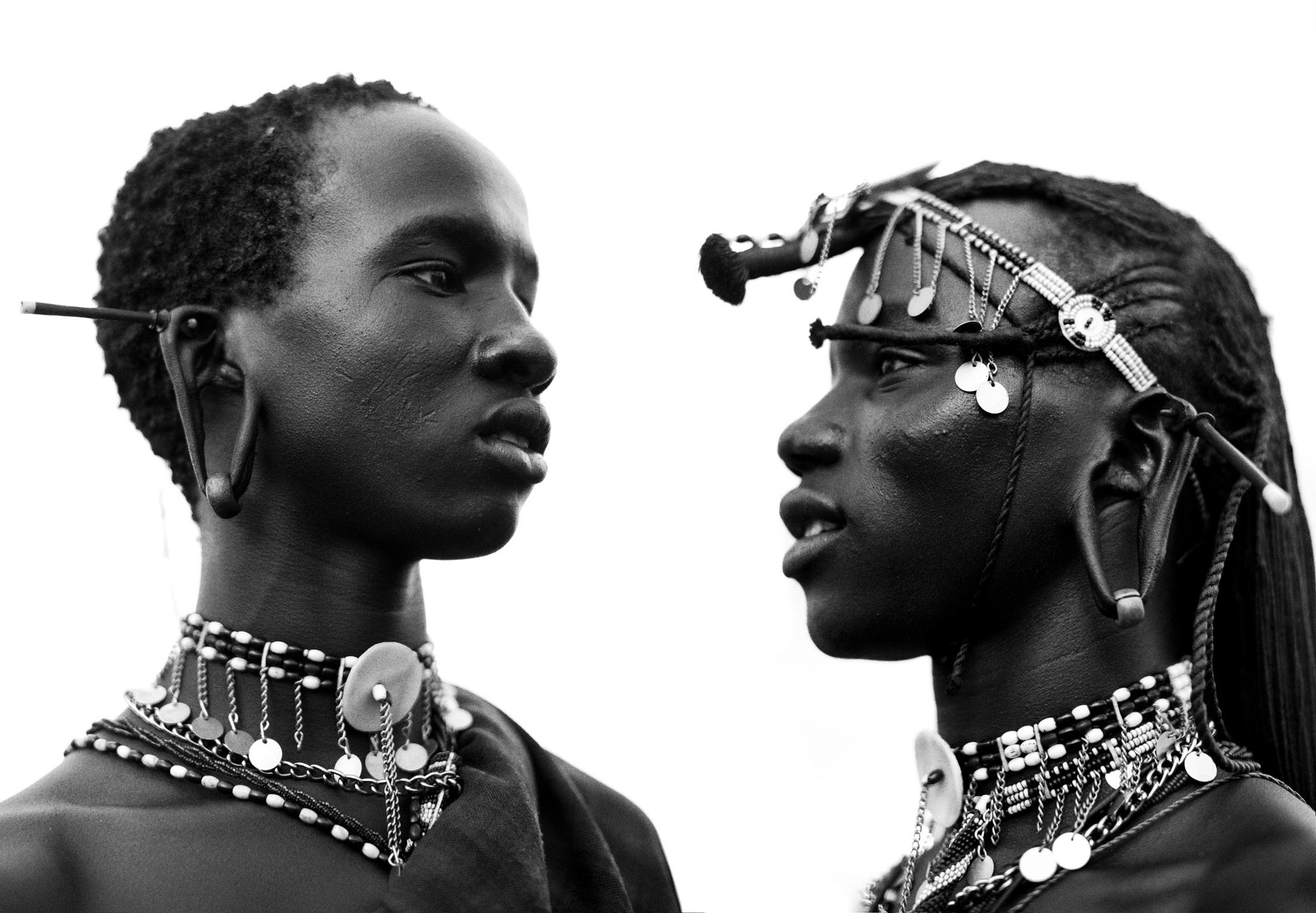 Stages of Maasai life are punctuated by observing social taboos and ceremonies, including coming-of- age initiations like circumcision and journeys away from their manyatta (village). The meat ceremony is called enkang oo-nkiri.