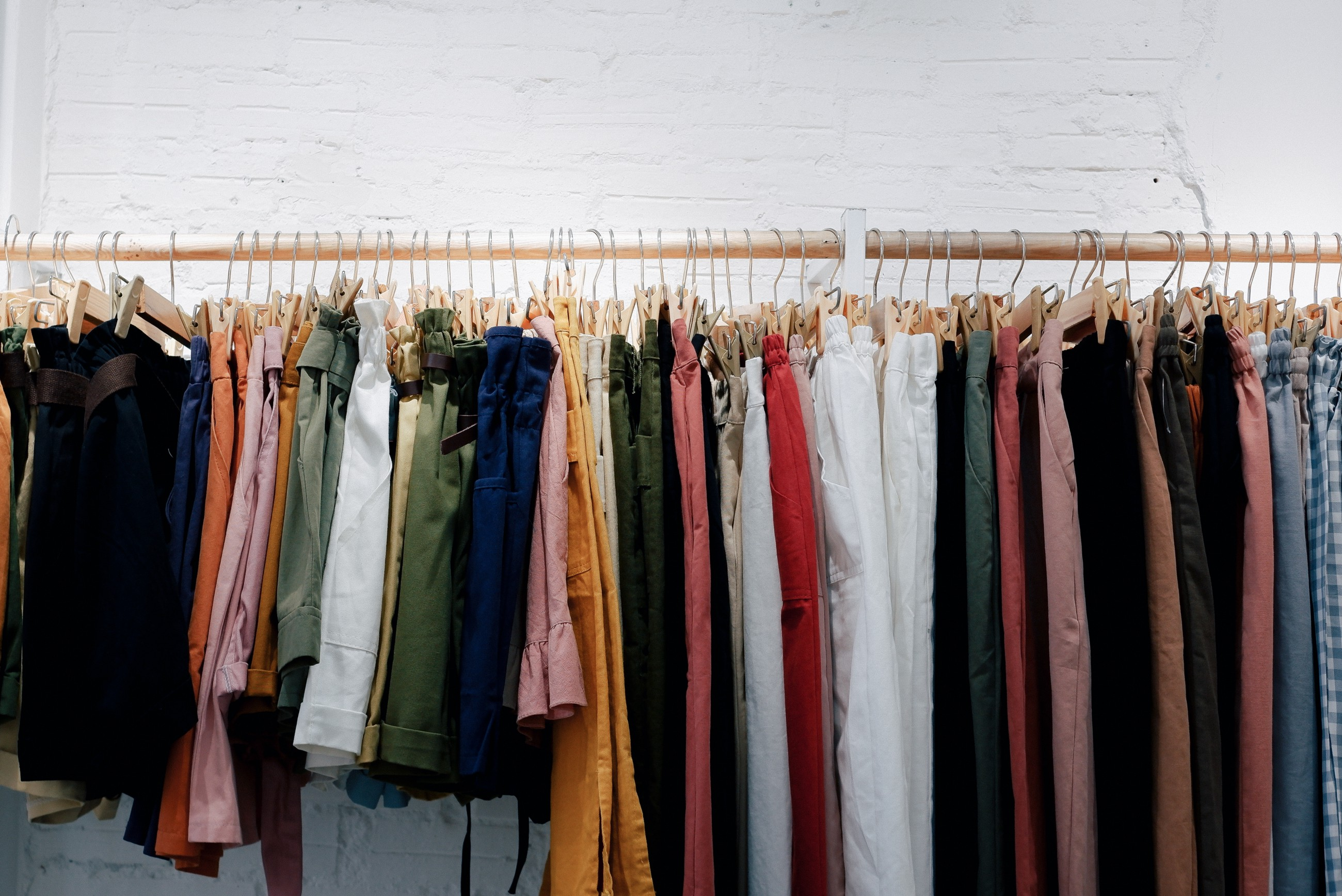 How To Go a Year Without Buying New Clothes