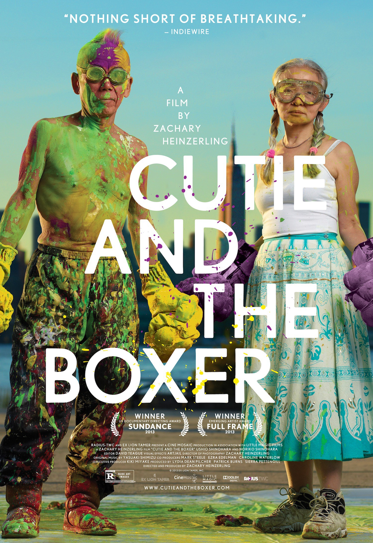 An Ode to Marriage, Part I: Cutie and the Boxer – SydneysBuzz The Blog