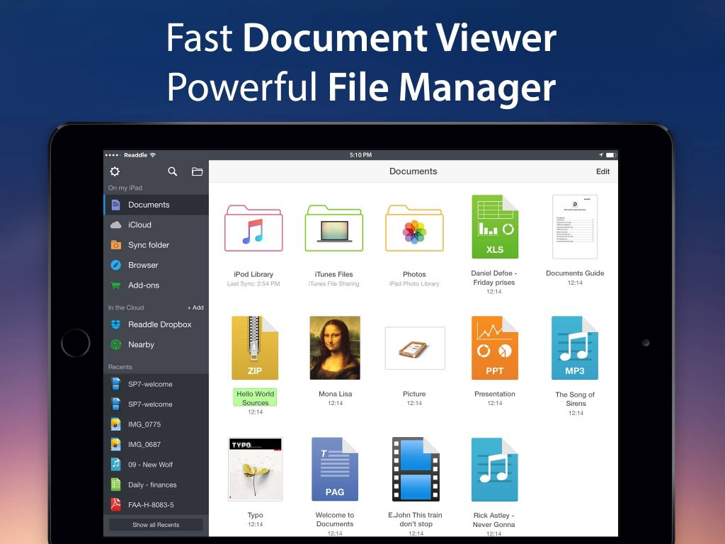 New Documents — A step towards a better file system on iOS