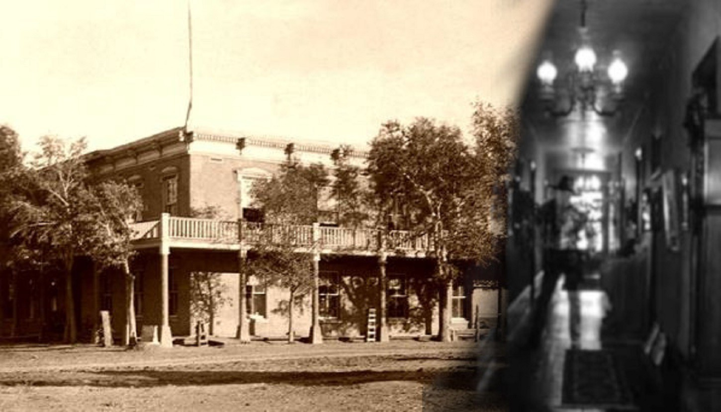 The Ghosts Of Room 18 At The St. James Hotel