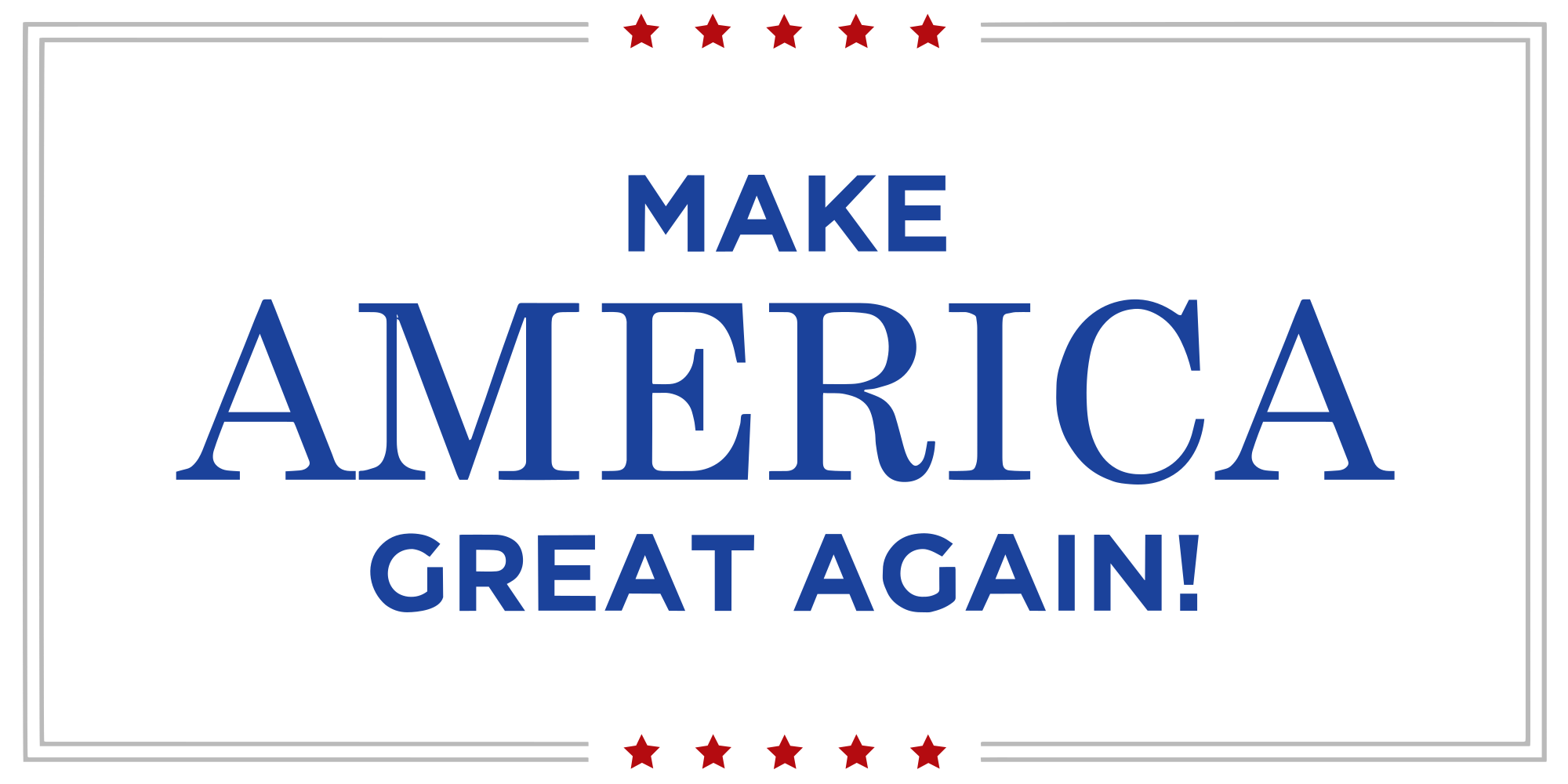 Image result for america great again
