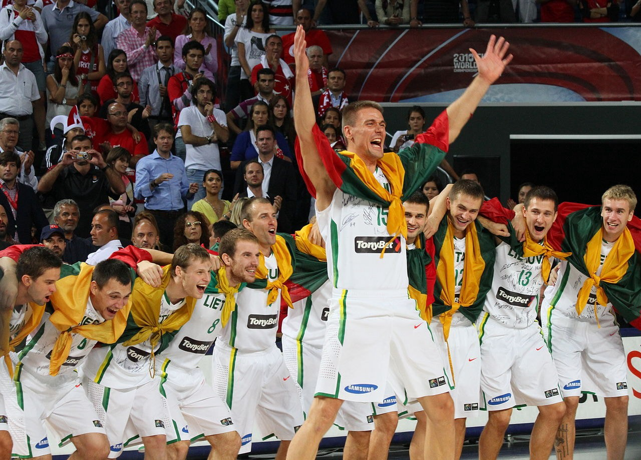 A Look Ahead  Predicting Lithuania s 2020 Olympic Men s Basketball Roster f18cf59ad
