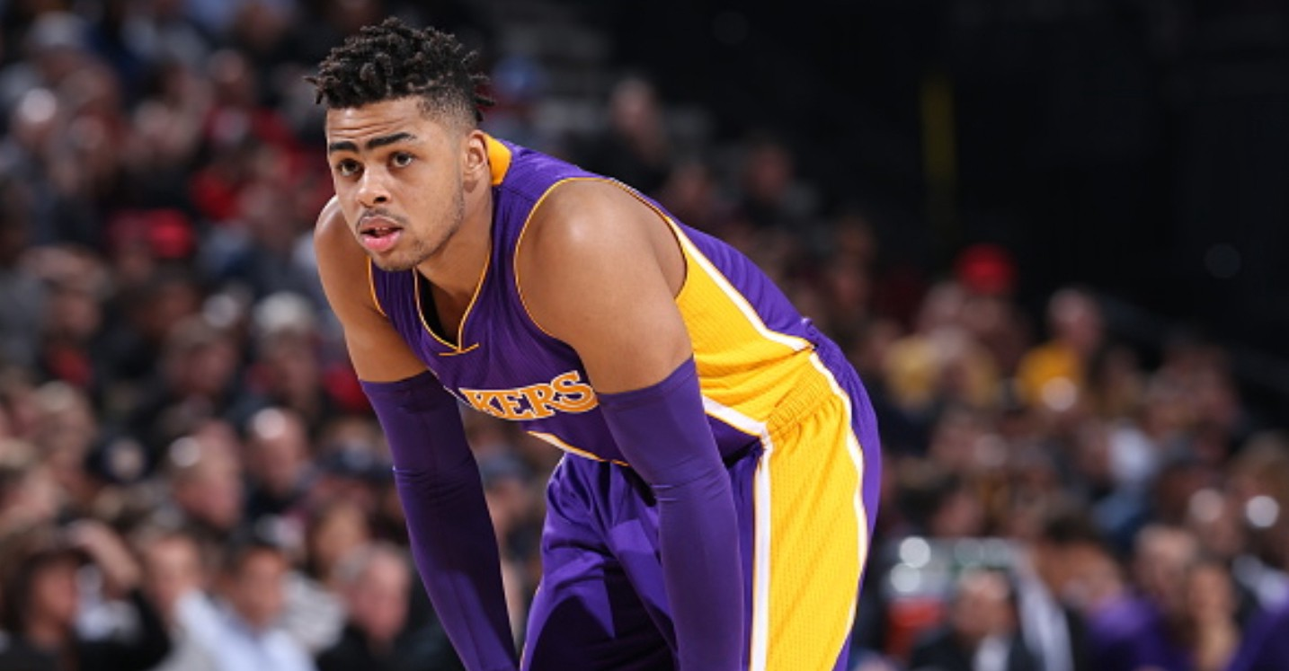 c0e02048c The Real Reasons Why The Lakers Moved On From D Angelo Russell