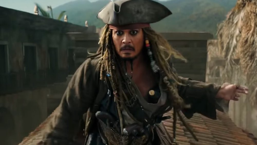 Depp Can T Right The Sinking Pirates Franchise Cinapse