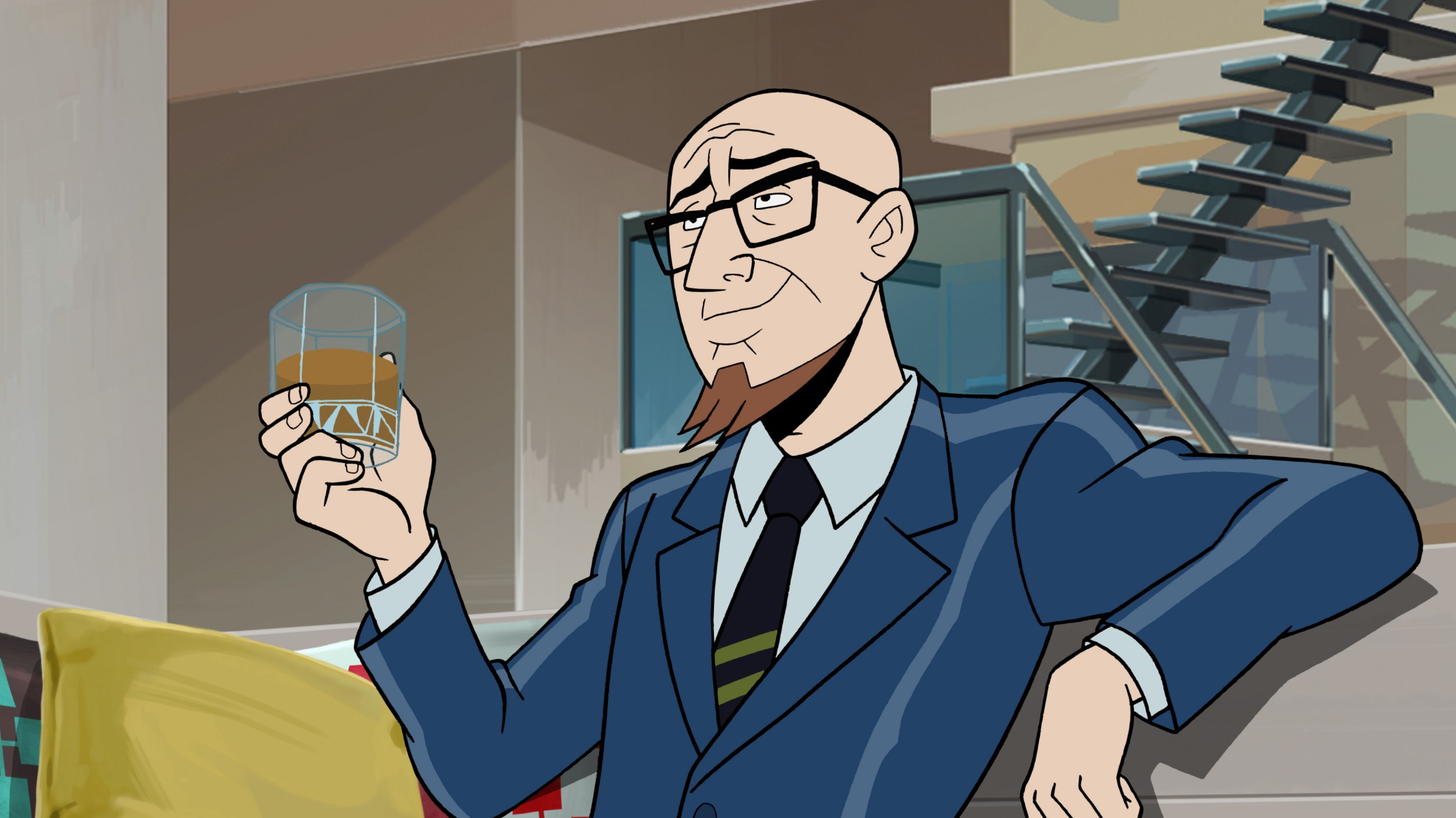 Jackson Publick On The Ambition Of The Venture Bros