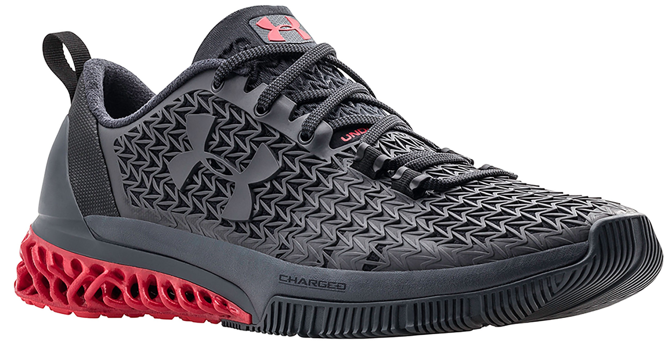 335a8abac How generative design helped Under Armour make its first 3D printed  training shoe