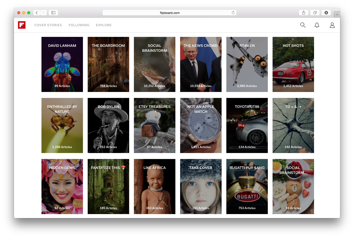 How I Make, Share and Promote my Flipboard Magazines