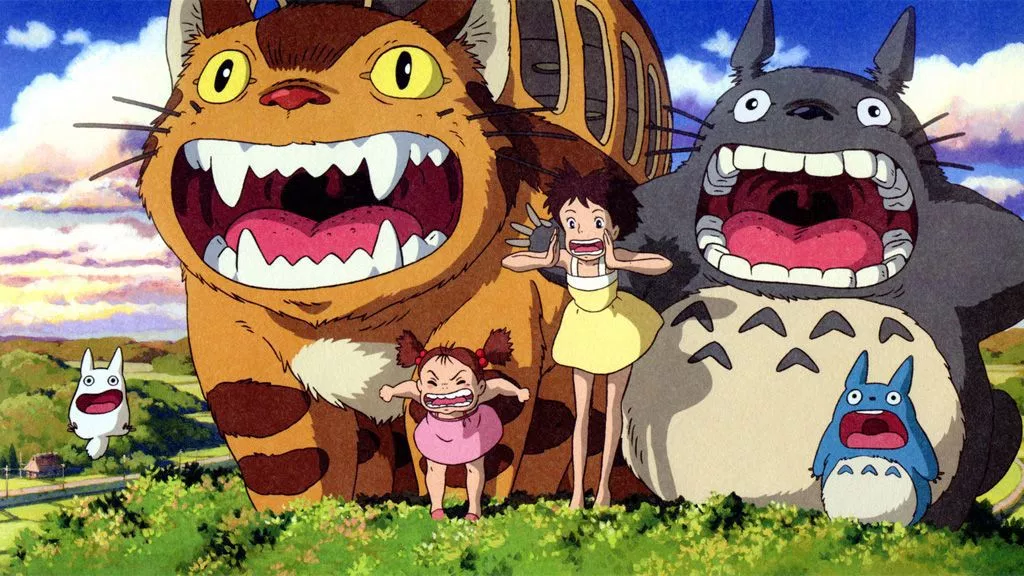 Totoro May: Is (My Neighbor) Totoro The God Of Death?