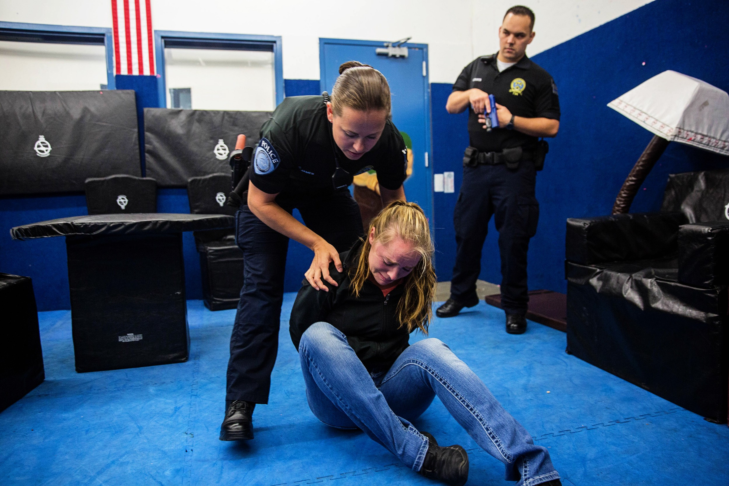 Empathy Lessons Training Police To >> The Empathetic Police Academy Upstanders Medium