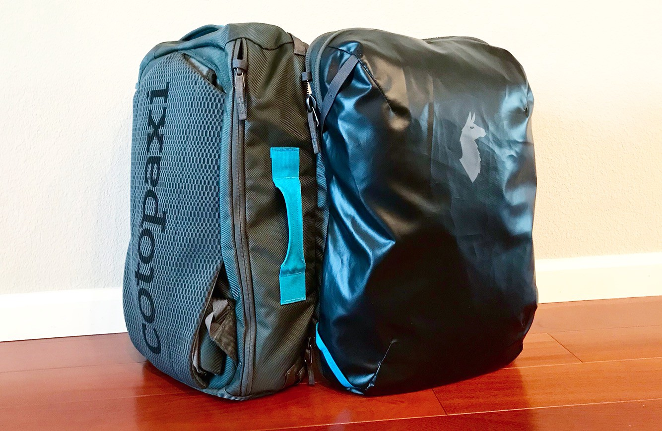 4f39fcbfcce7 Cotopaxi Allpa 35L Travel Pack Review – Pangolins with Packs