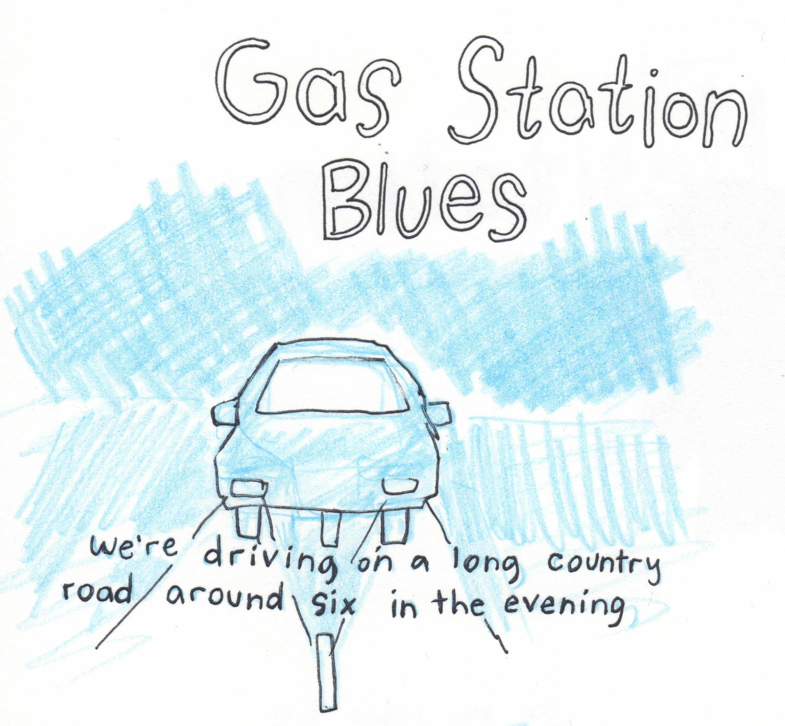 Gas Station Blues