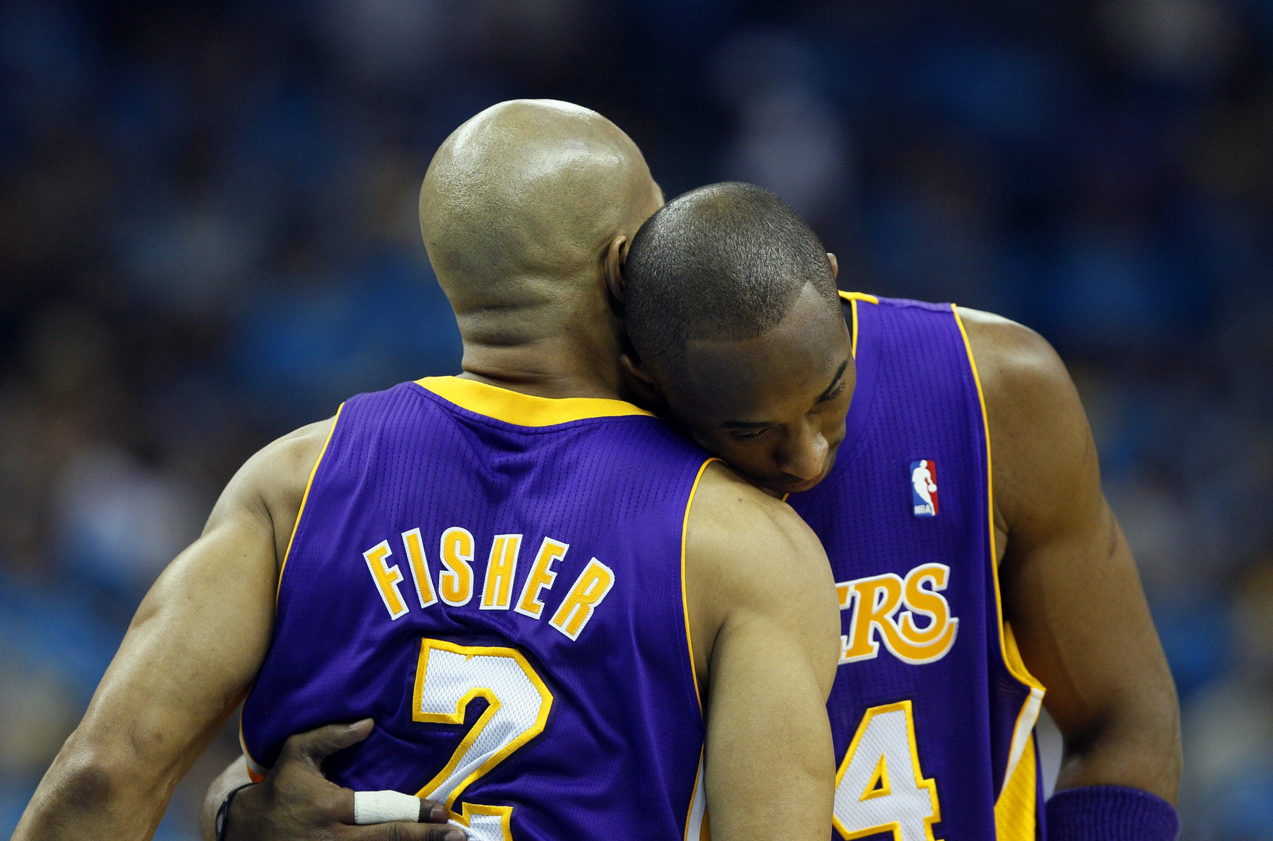 finest selection 25328 abbda Without Kobe Bryant, There Is No Derek Fisher. For the ...