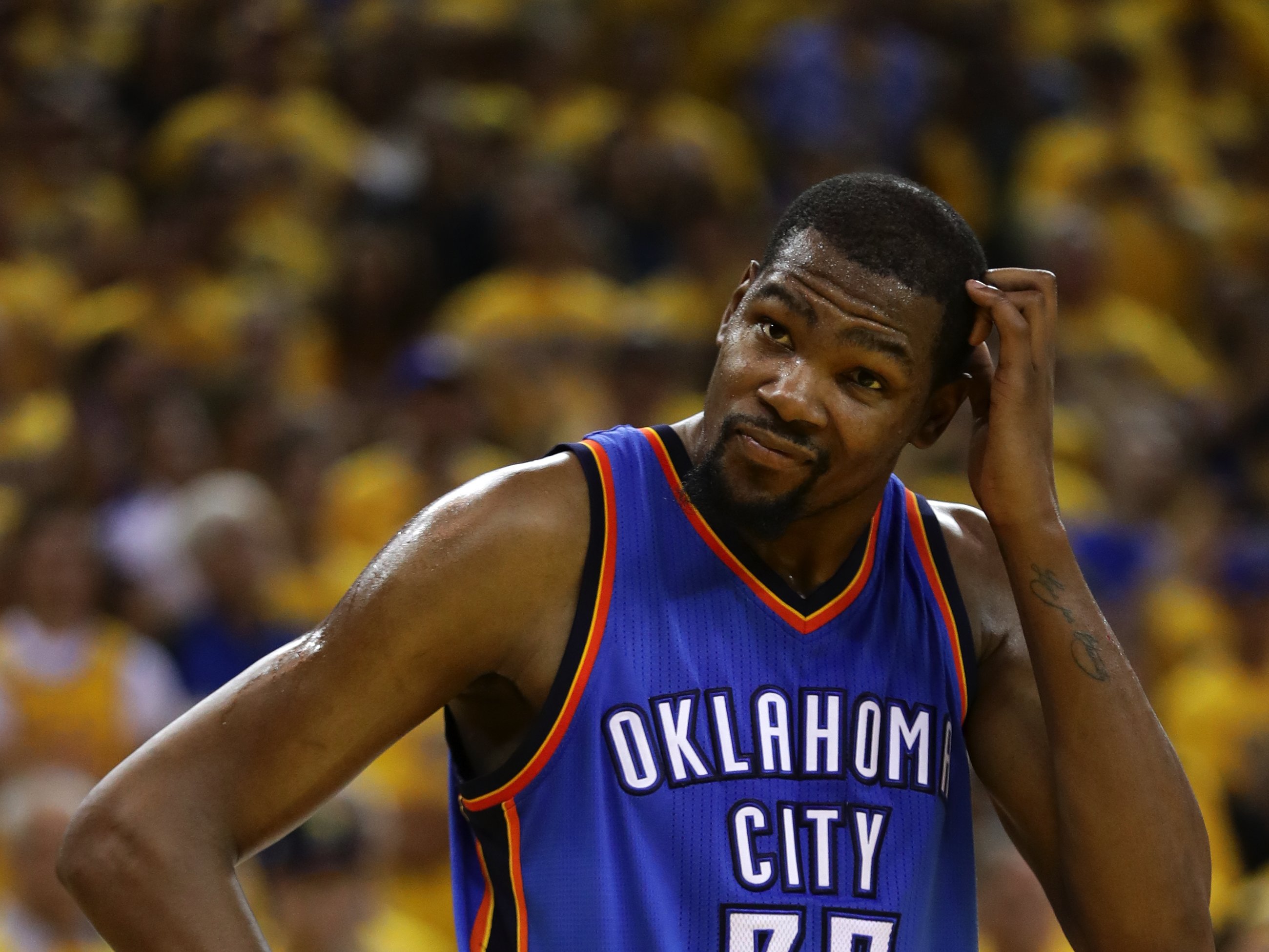 90030bbbc Maybe The Warriors Sold Themselves To Kevin Durant