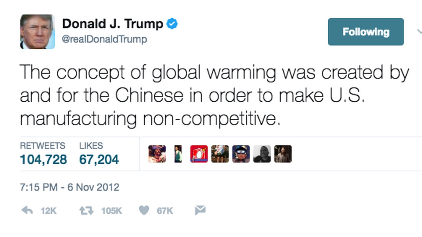 Image result for emissions down TRUMP