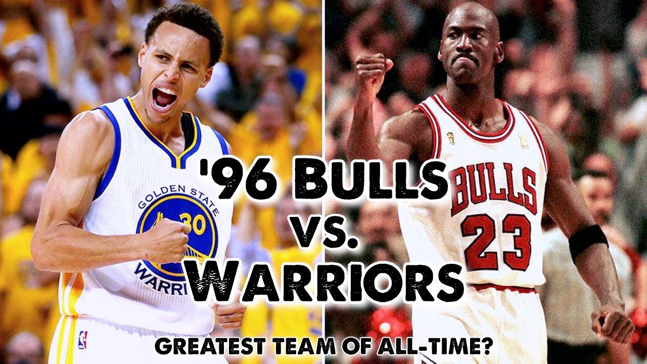 382bfc77a8fa Would the Warriors beat the 72–10 Bulls