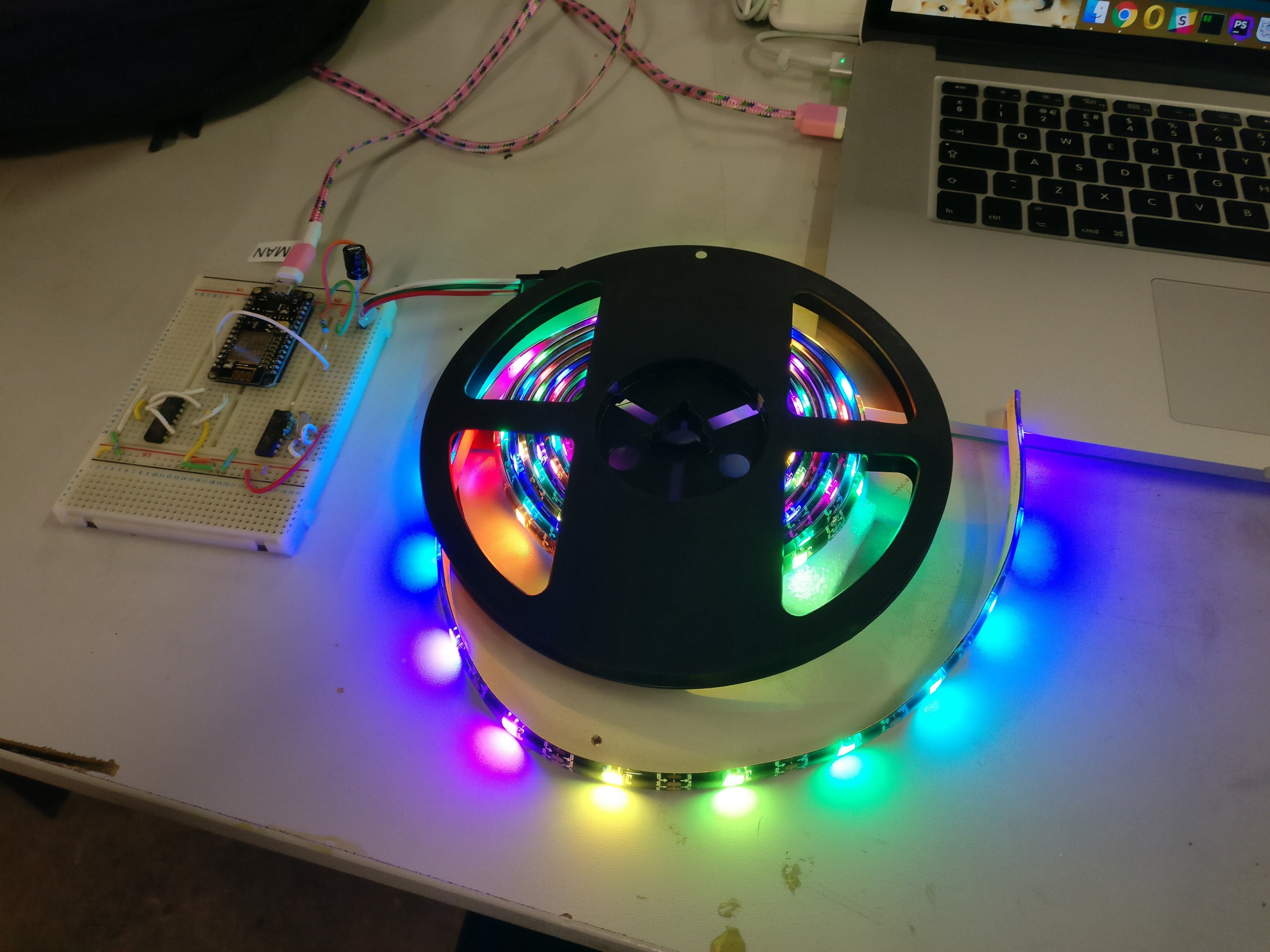 💡Voice controlled lights for about a fiver – Conor – Medium