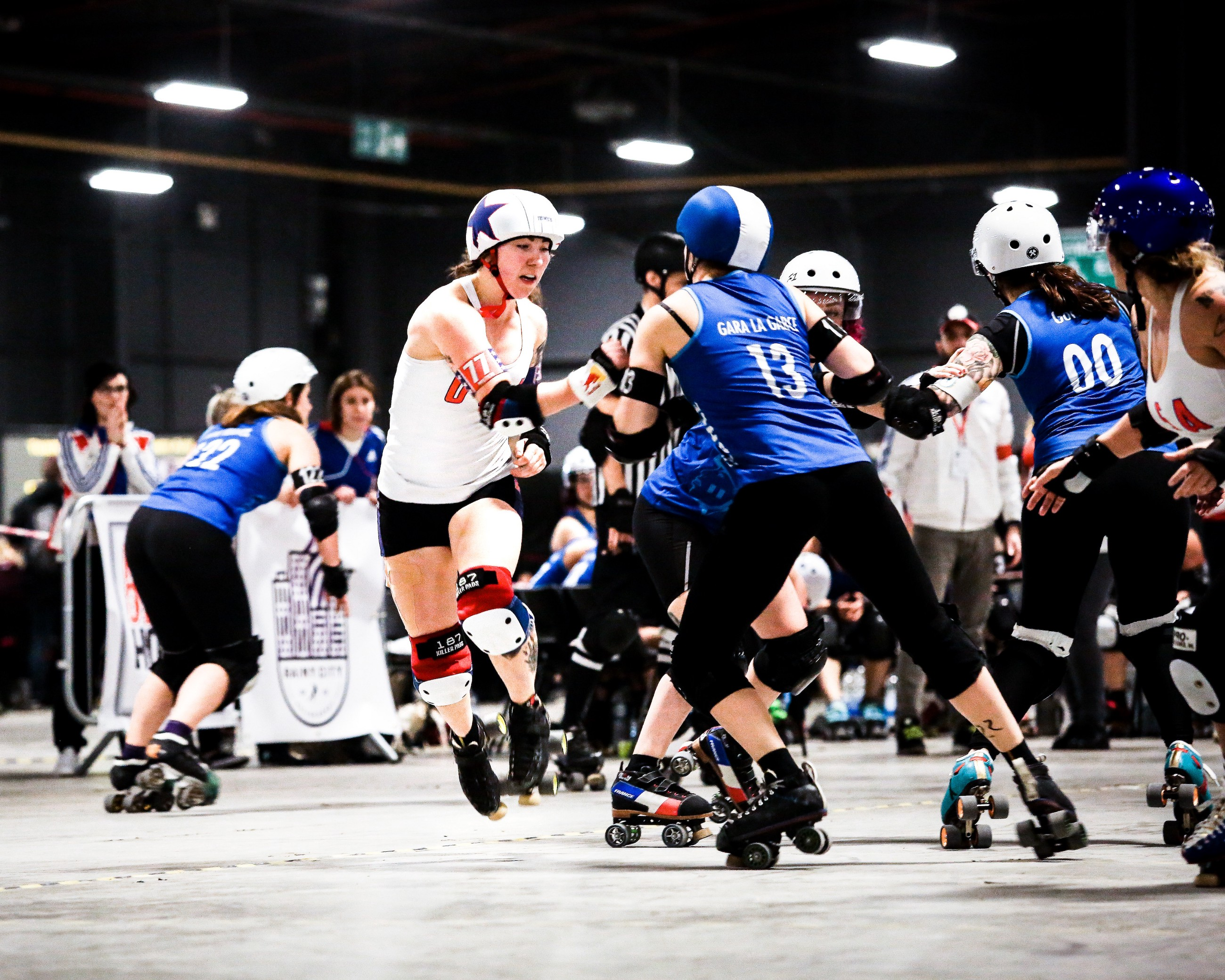2018 Roller Derby World Cup Scores – Frogmouth – Medium bfe20ad59
