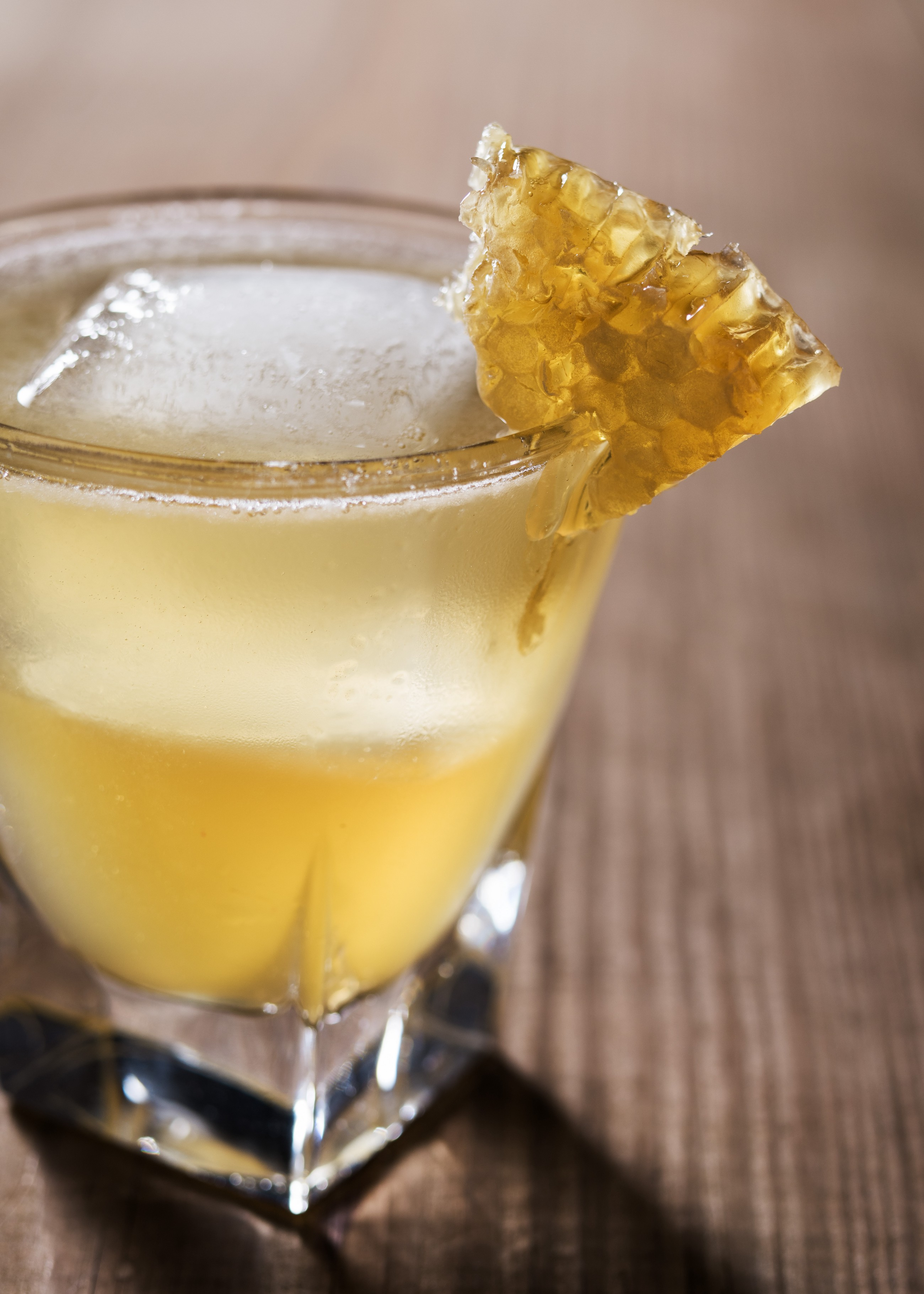 Bourbon Gold Rush Cocktail Recipe