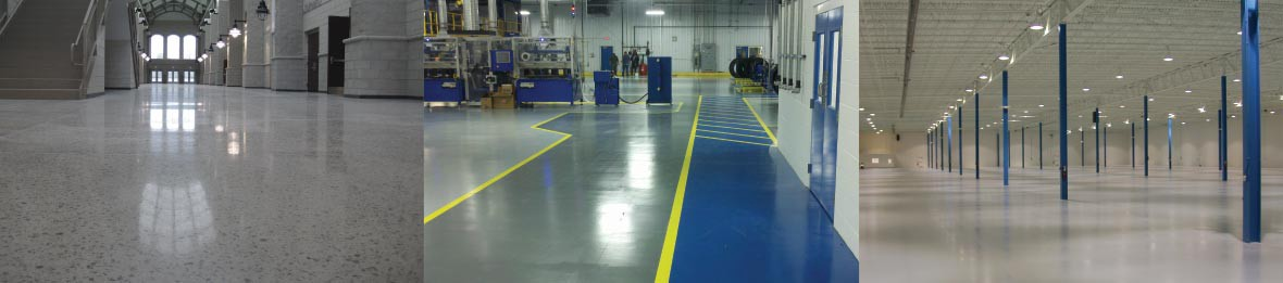 Proseal floors garage epoxy floor coatings in mississauga