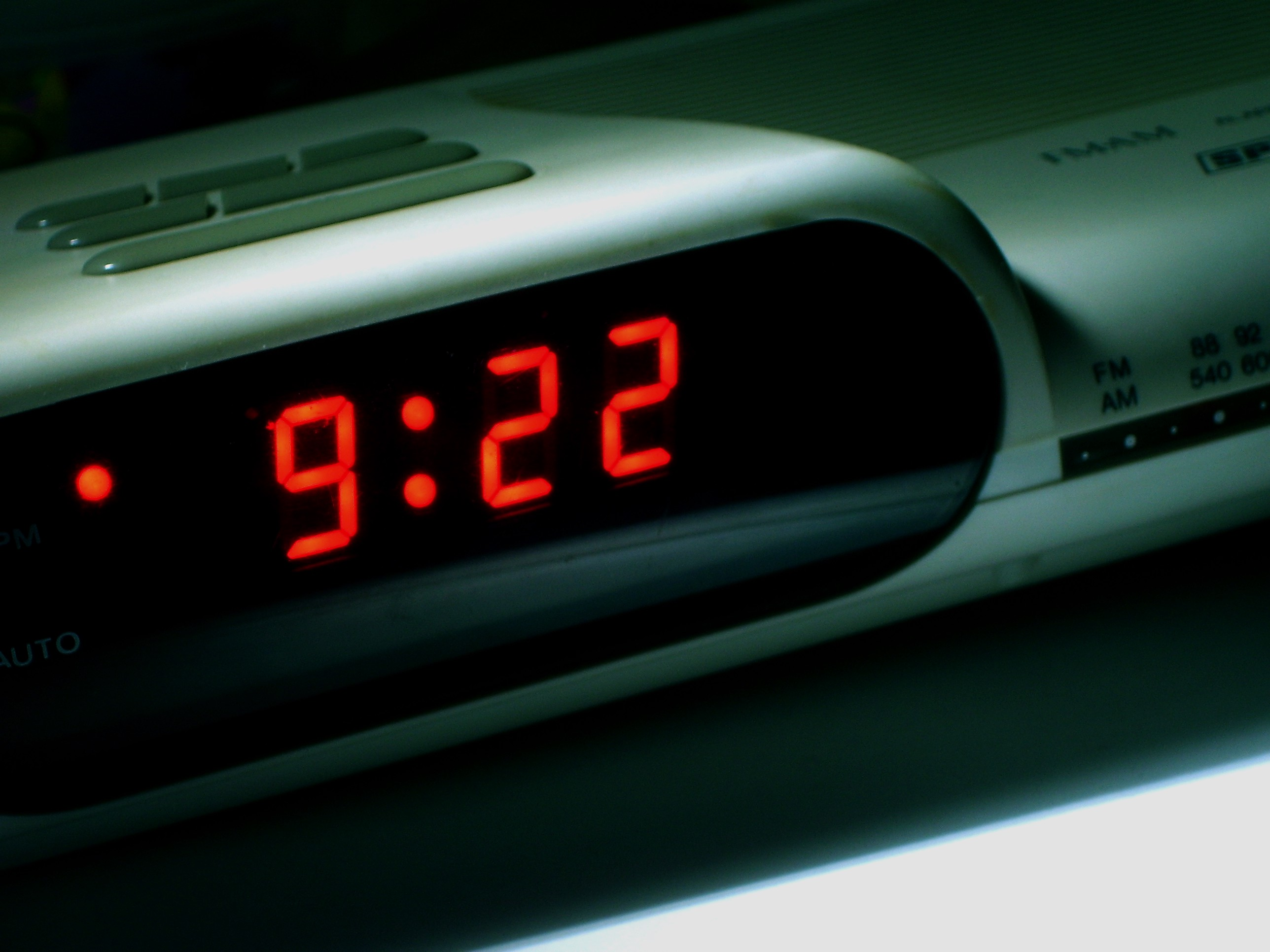 Digital Alarm Clock History The Worst Part Of Waking Up Integrated Circuit Important In Technology