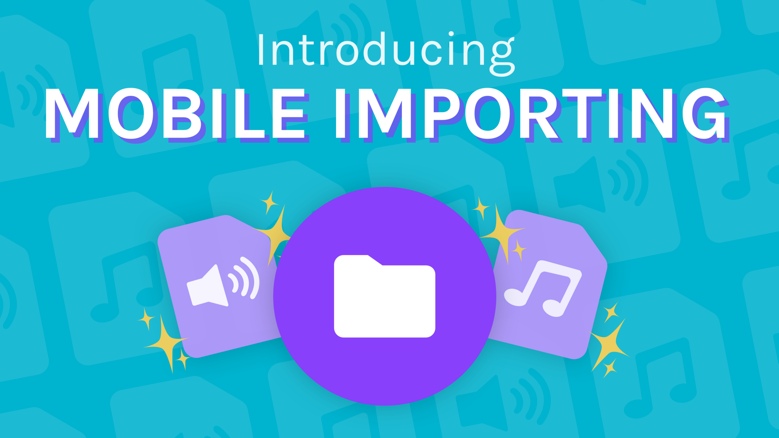 Introducing Mobile Importing: a new way to build your podcast with Anchor