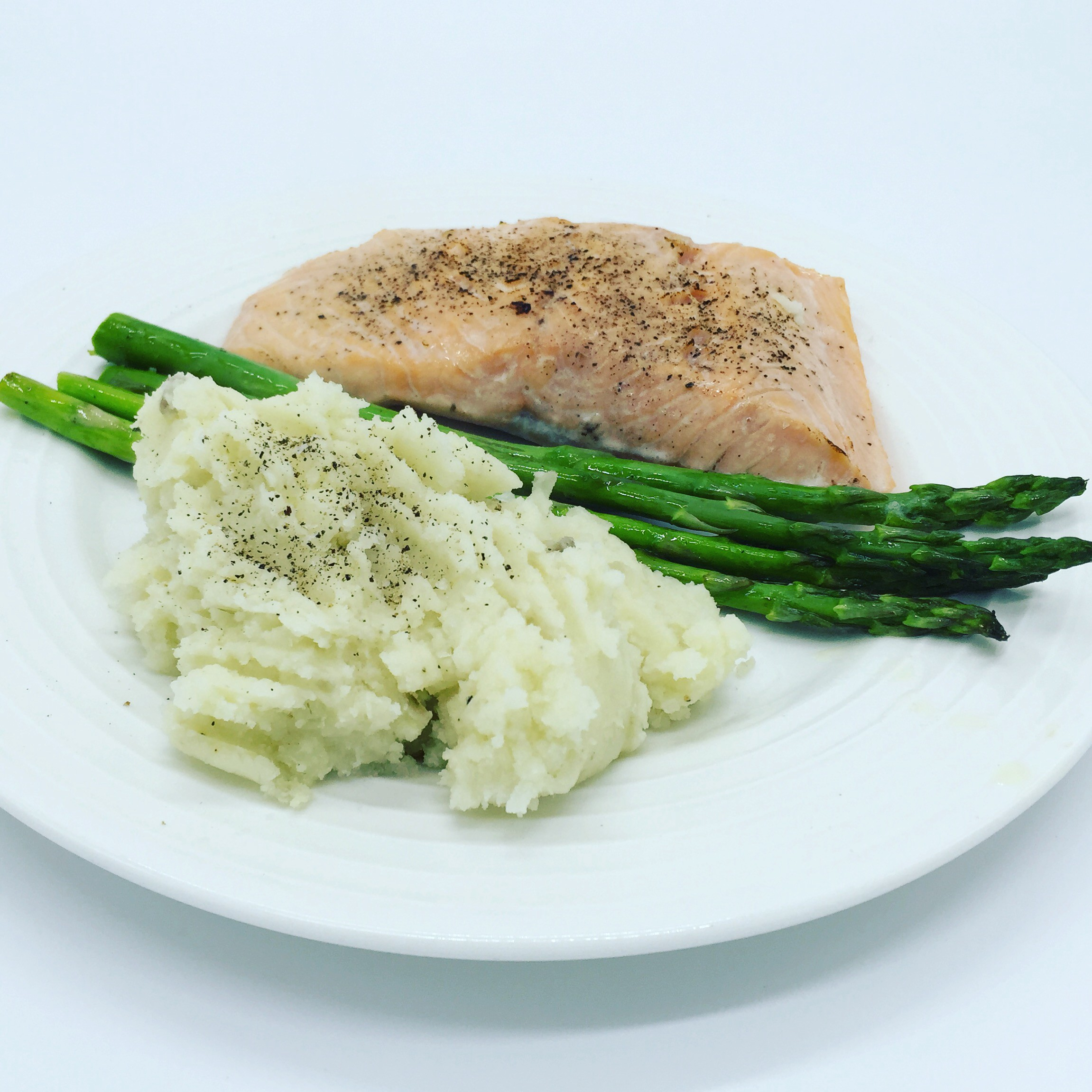 Simple Sous Vide Salmon Filet Recipe