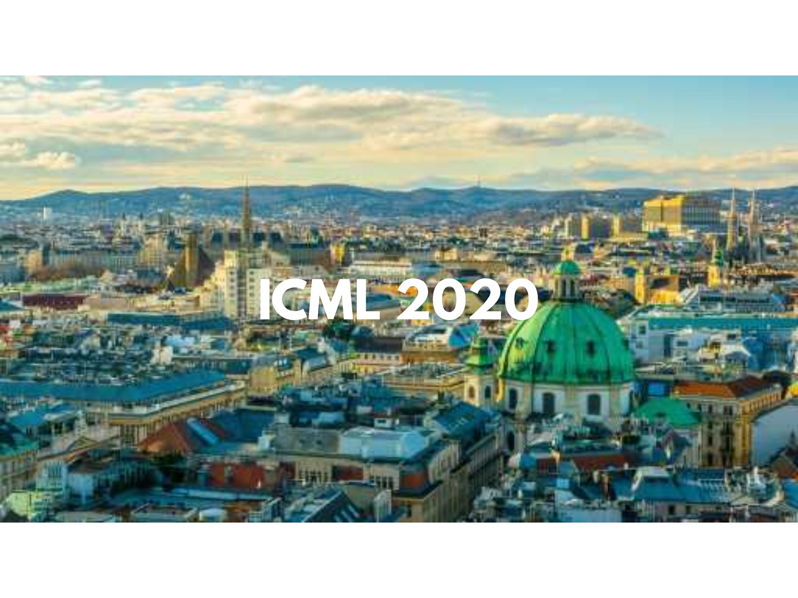 ICML 2020 Announces Outstanding Paper Awards