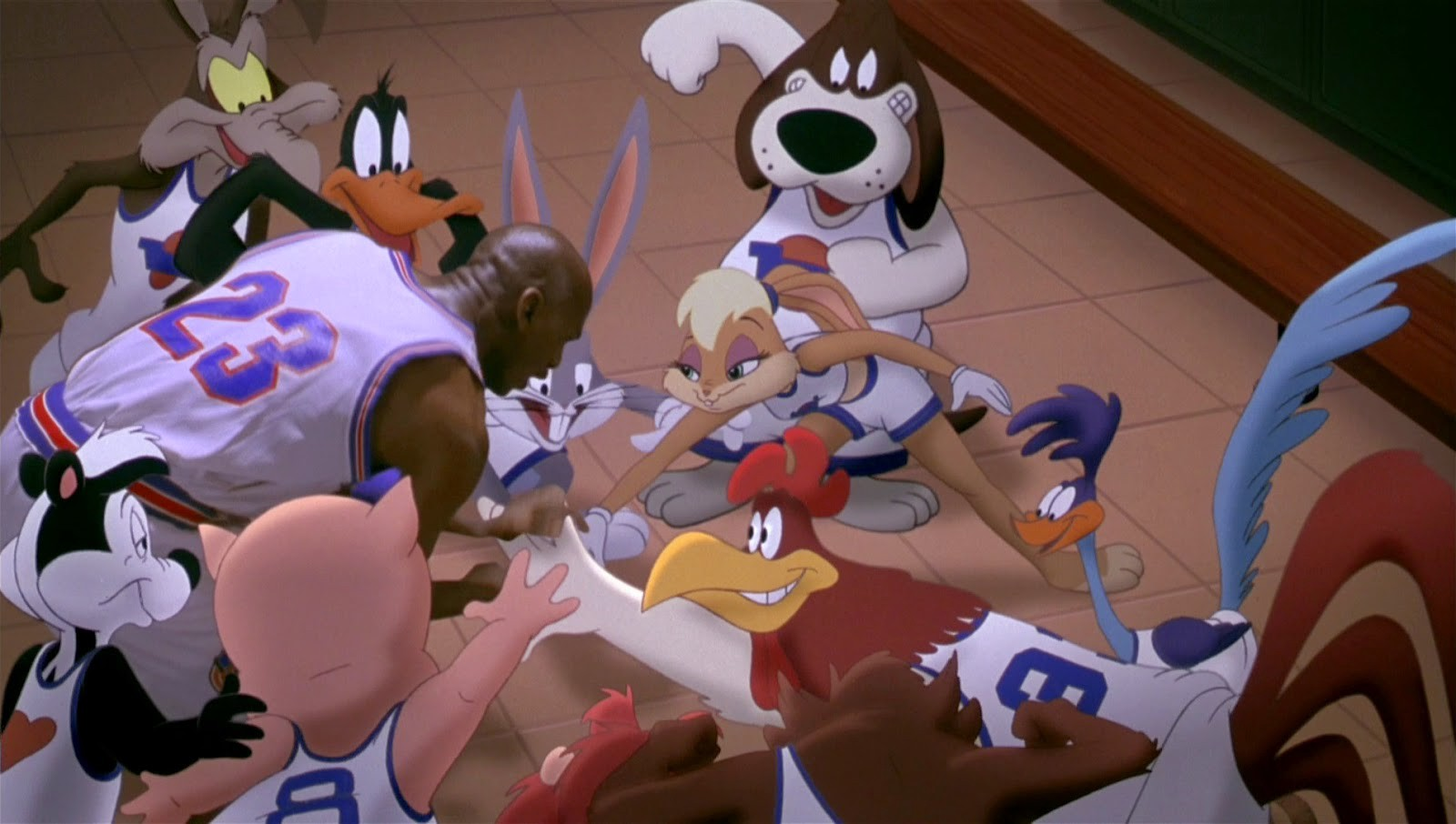 6af8c1fc00e1 Enough with the Monstars — Let s Remake the Space Jam Tune Squad