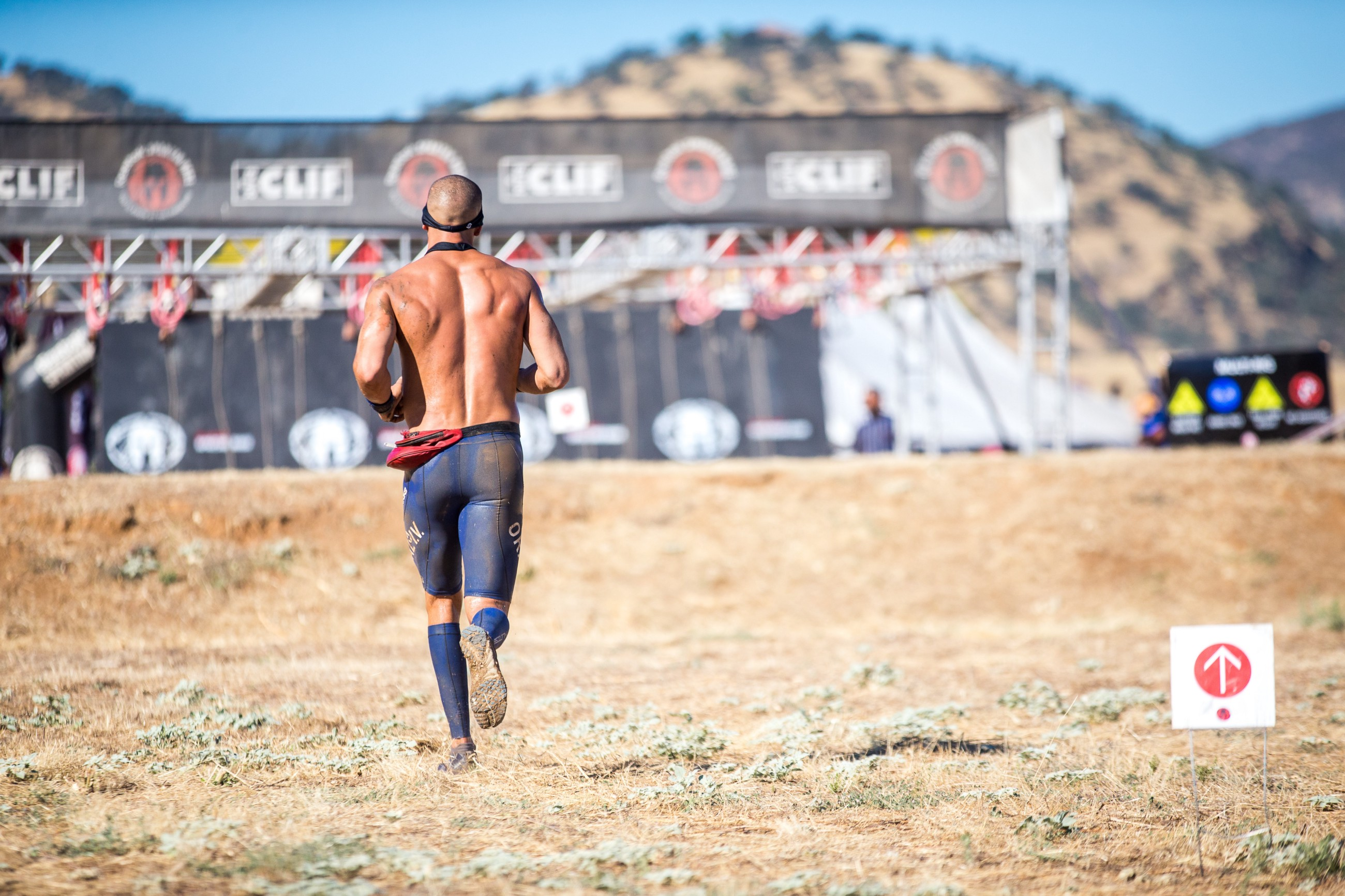 """""""I can t do a Spartan Race. All I do is lift weights."""" d91b80e57"""