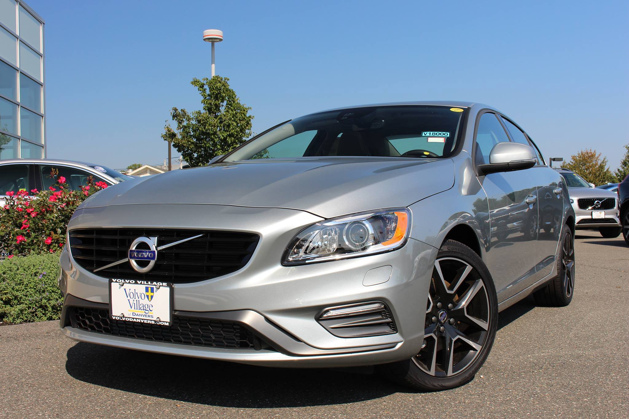 Volvo Village Danvers >> 2018 Volvo S60 T5 Dynamic — The Perfect Daily Driver