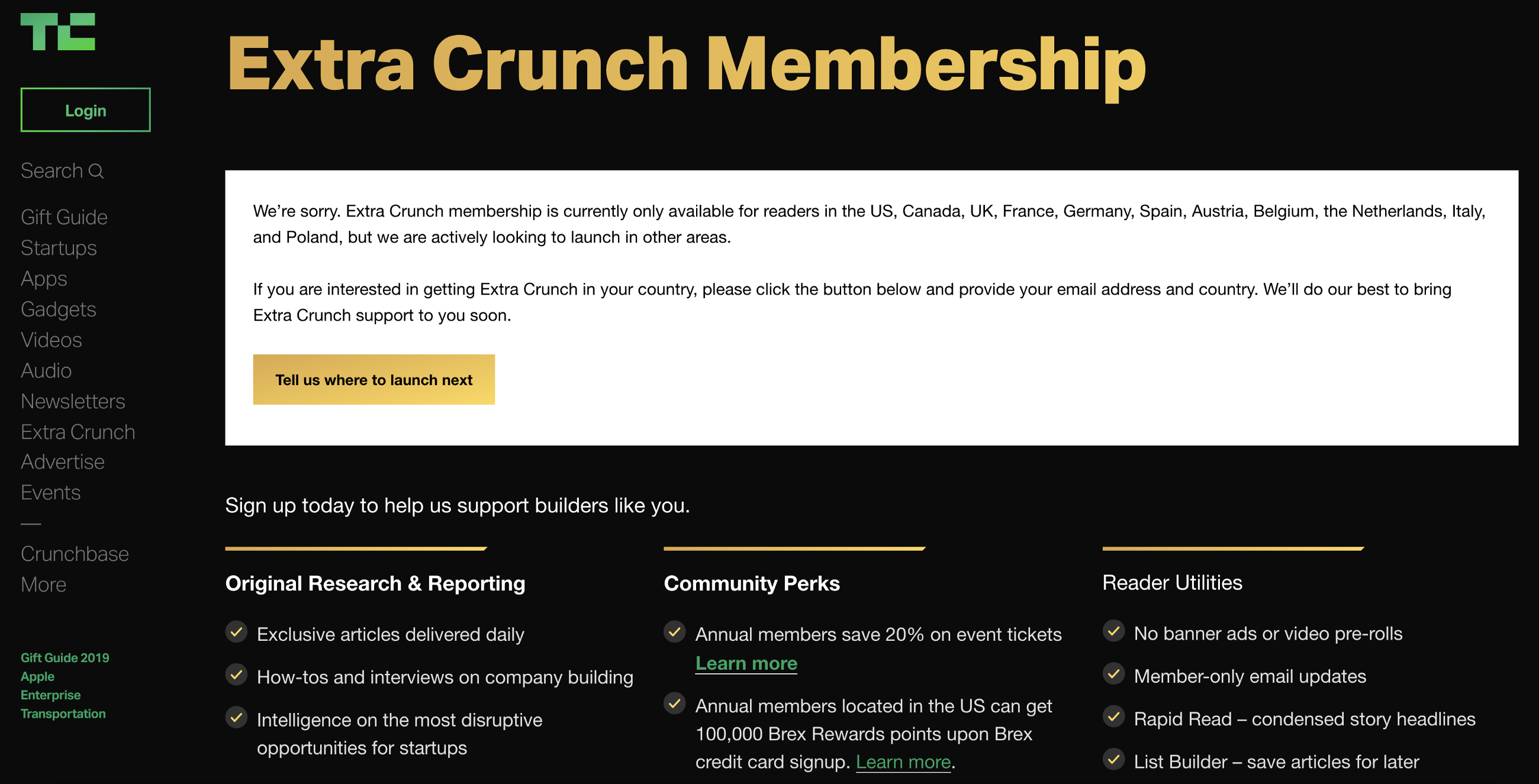 Why TechCrunch needs to rethink its Contributor program, Extra Crunch