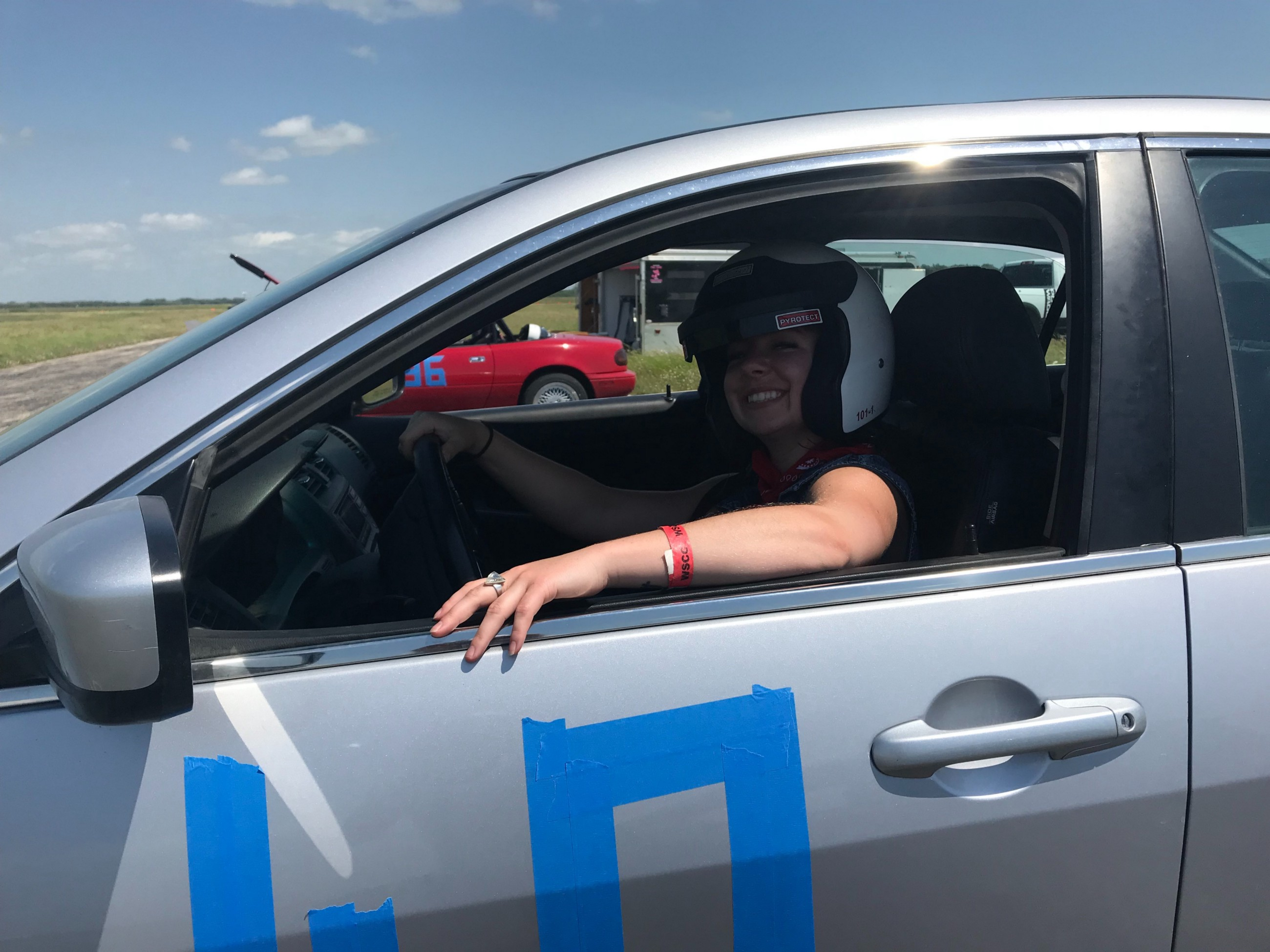 I Did Autocross As the Only Girl