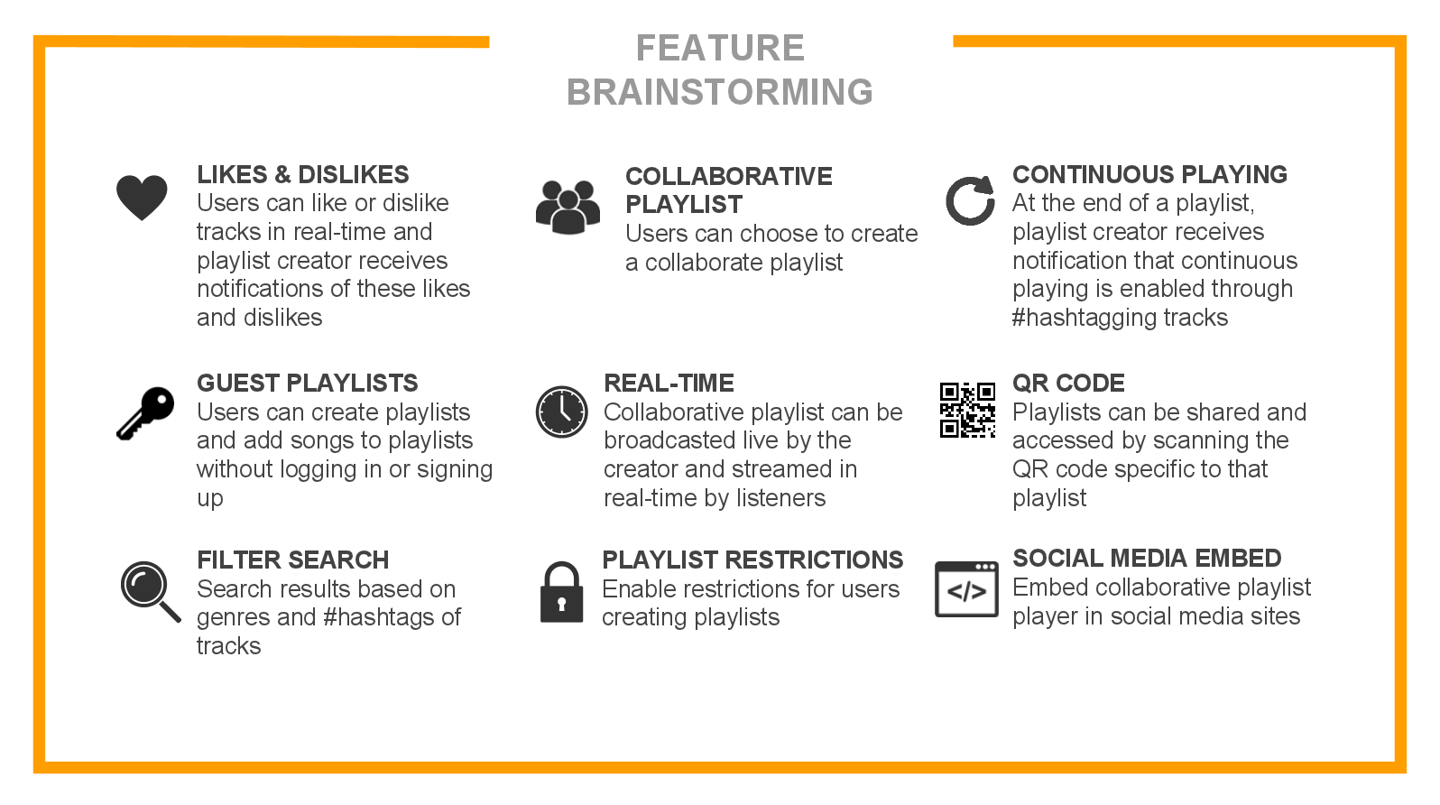 Designing a social listening feature for Soundcloud
