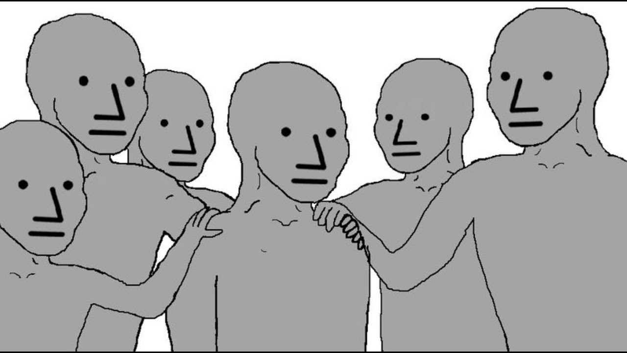 Sociological Reductionism Of The Npc Meme Angelo Isidorou Medium