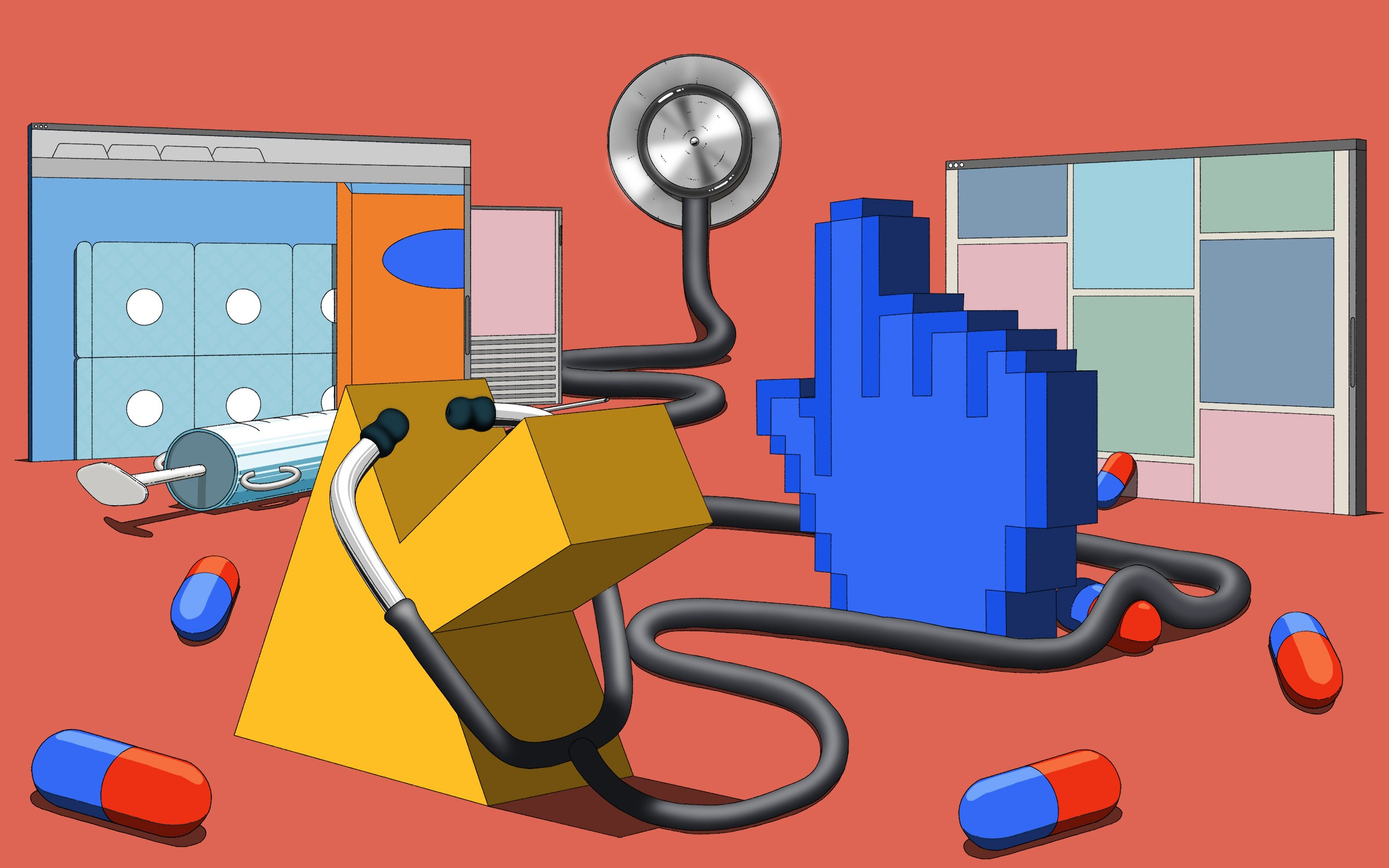 The Grim Appeal of Diagnosing Yourself on the Internet