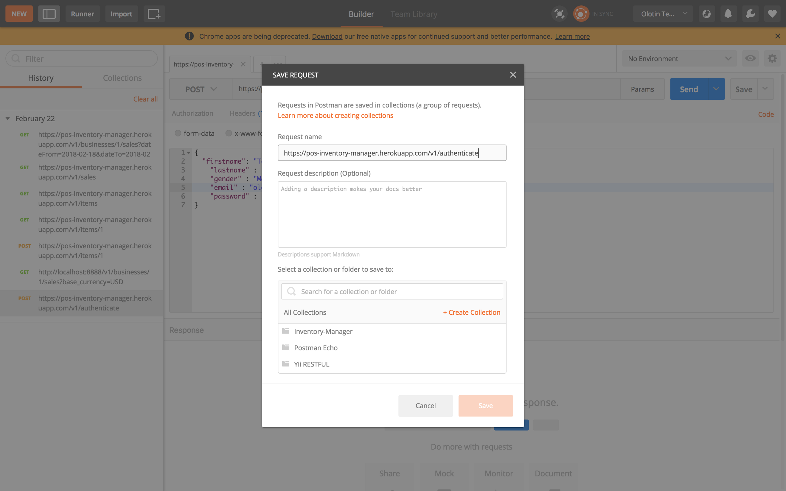 How to generate your API documentation with Postman in 20 minutes
