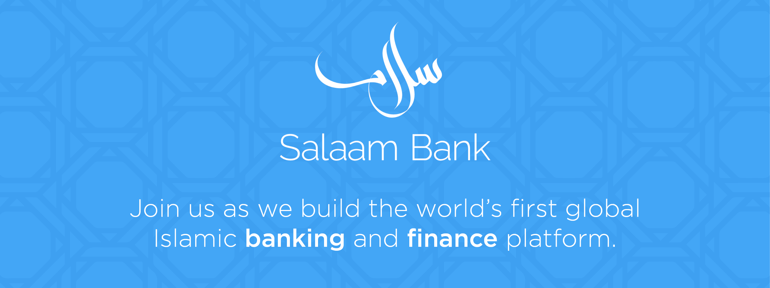 f62d9725 Thank you to Salaam Bank our Sponsors for our 2016 50 Most Innovative  Global Muslim Startups