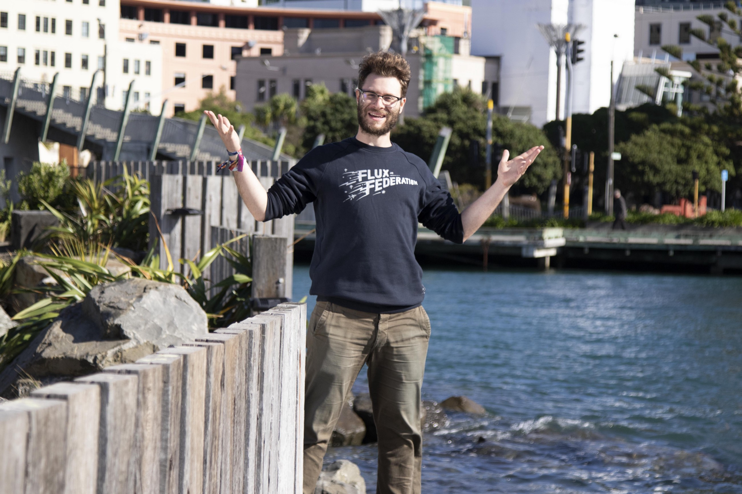 d21c2ae36b2 From crushing grapes to squashing bugs – Humans of Flux Federation ...