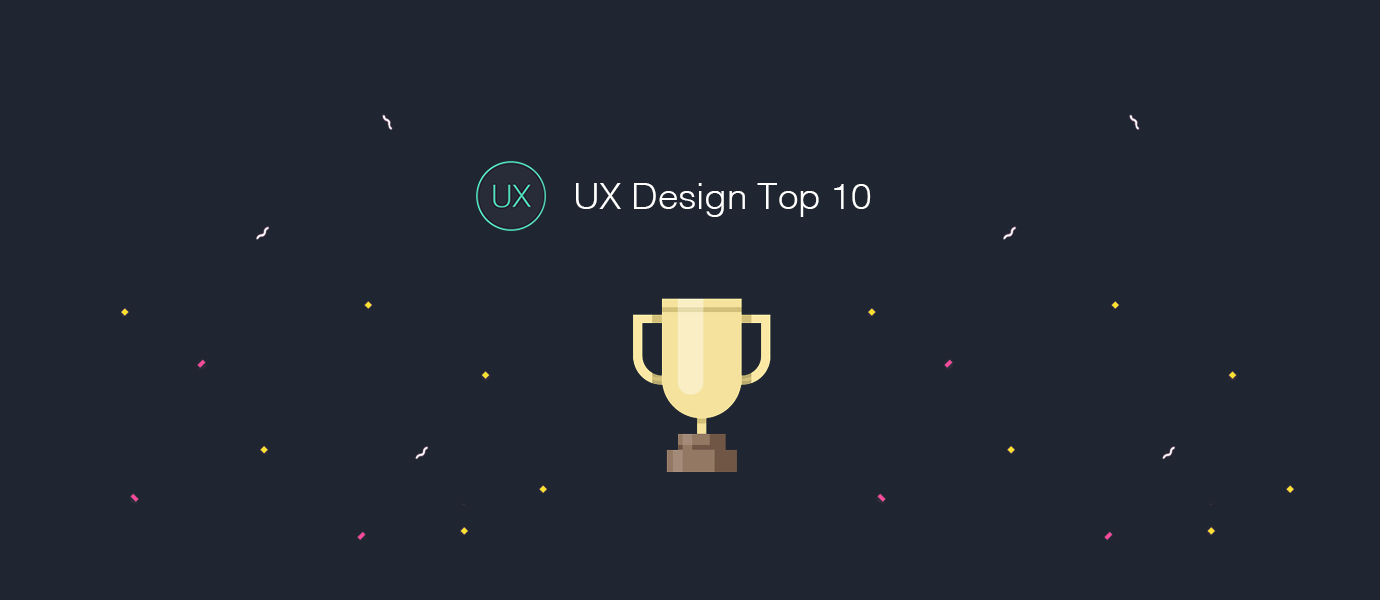UX Design Top 10 Articles For The Past Month