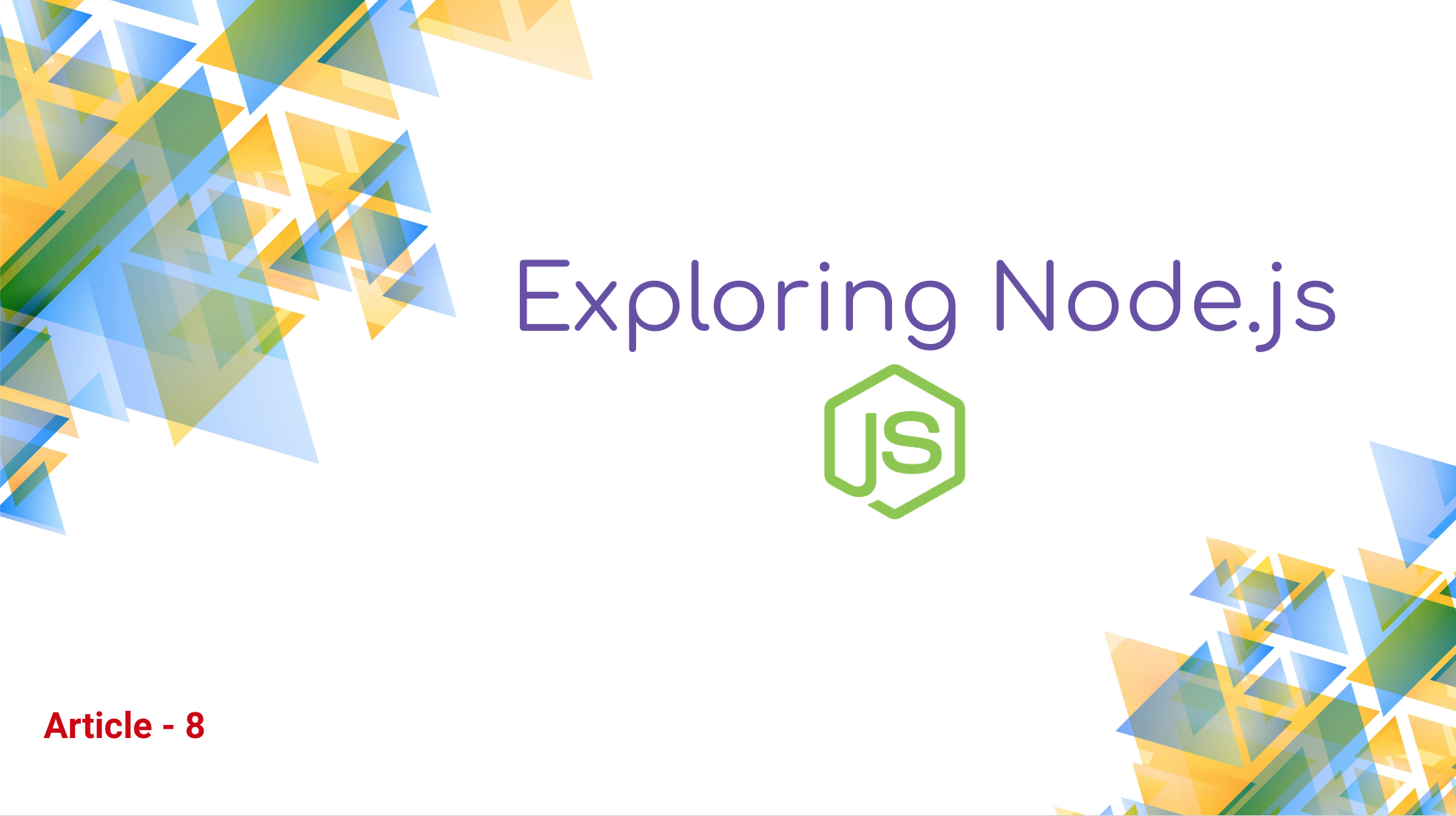 Implementing RabbitMQ With Node.js