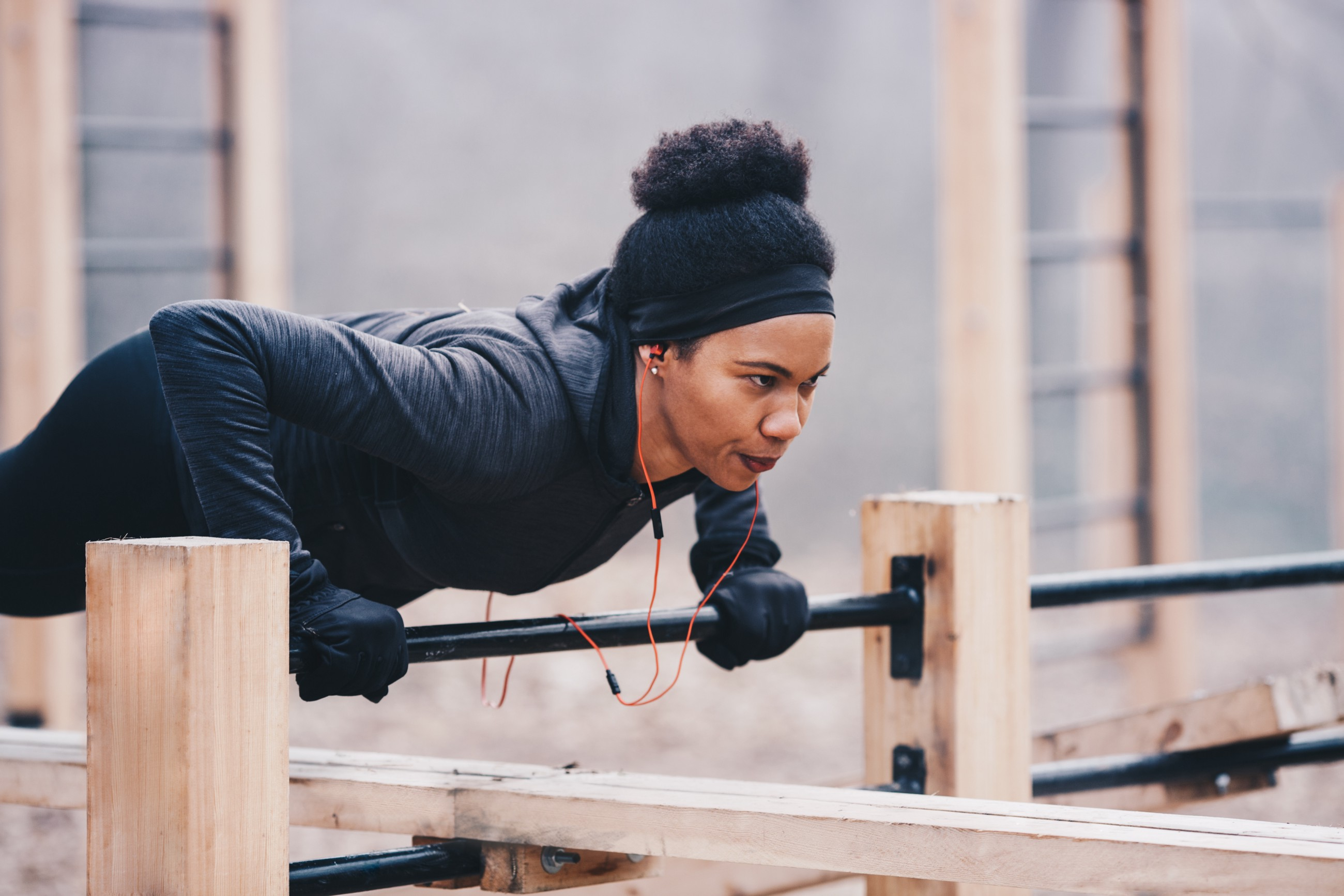 How To Do 1,000 Push-Ups in a Single Day, With Kori Miller